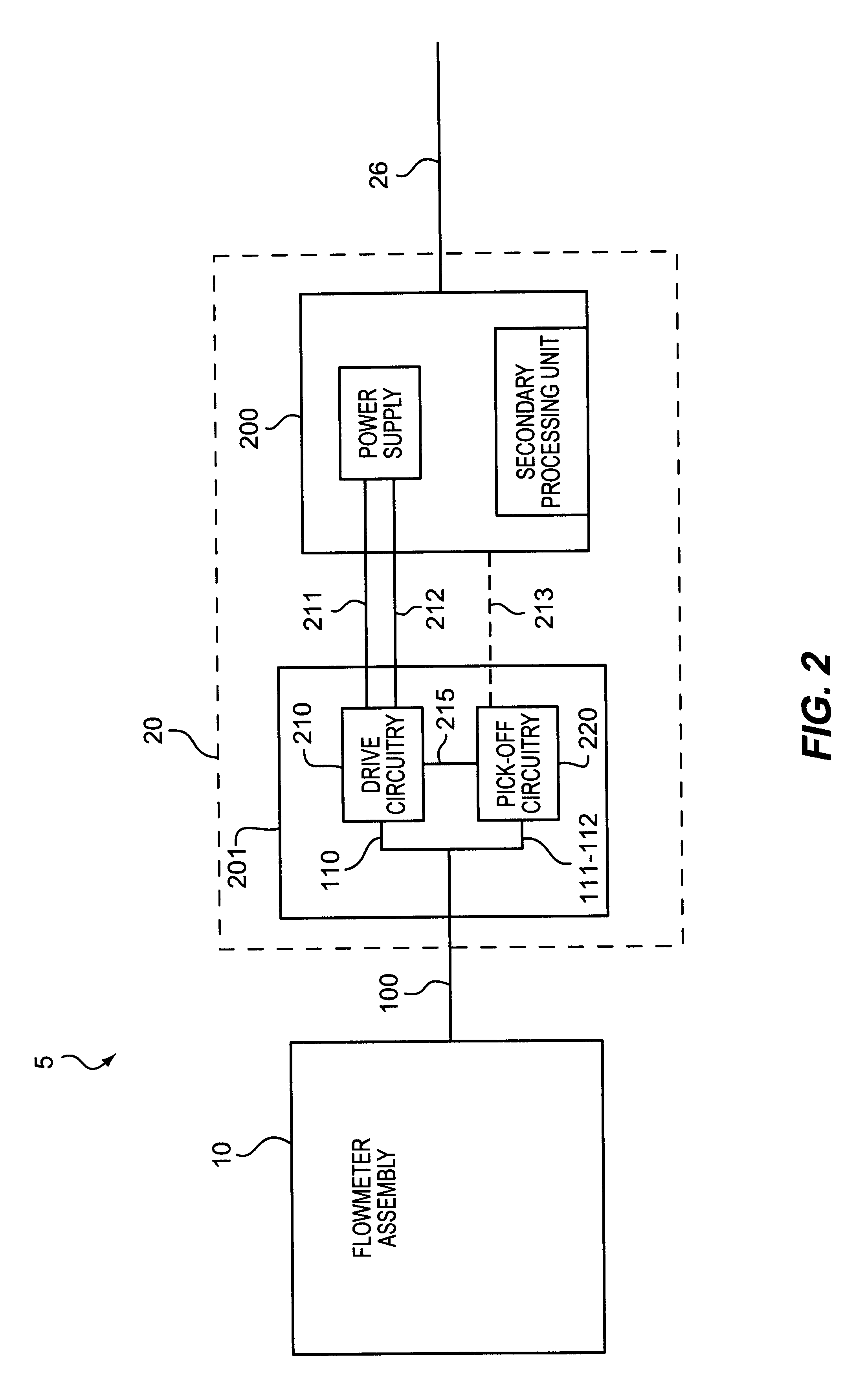 Patent Us6487507 Remote Signal Conditioner For A Coriolis Pacesetter Wiring Diagram Drawing