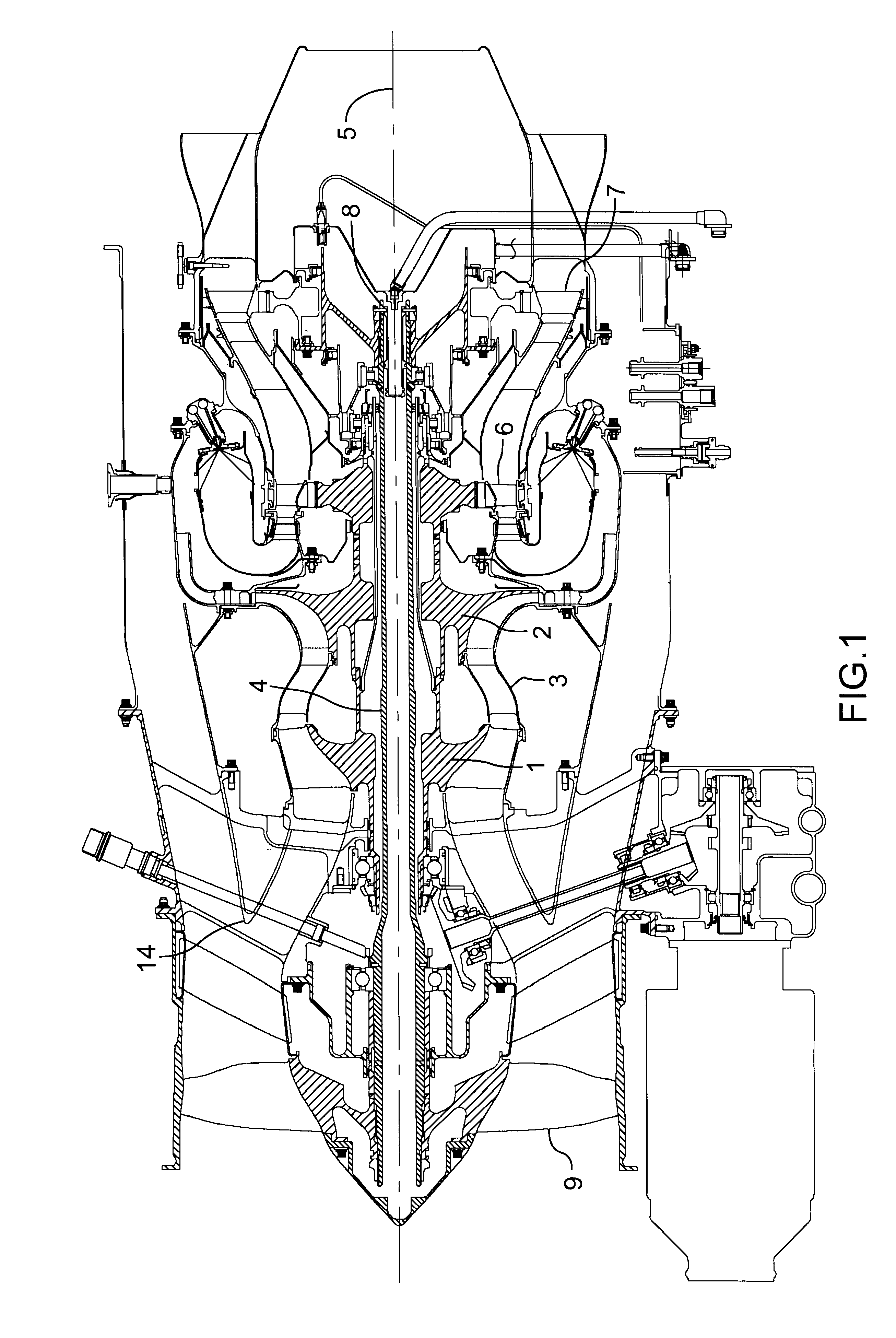 Mixed Flow Compressor : Patent us mixed flow and centrifugal compressor