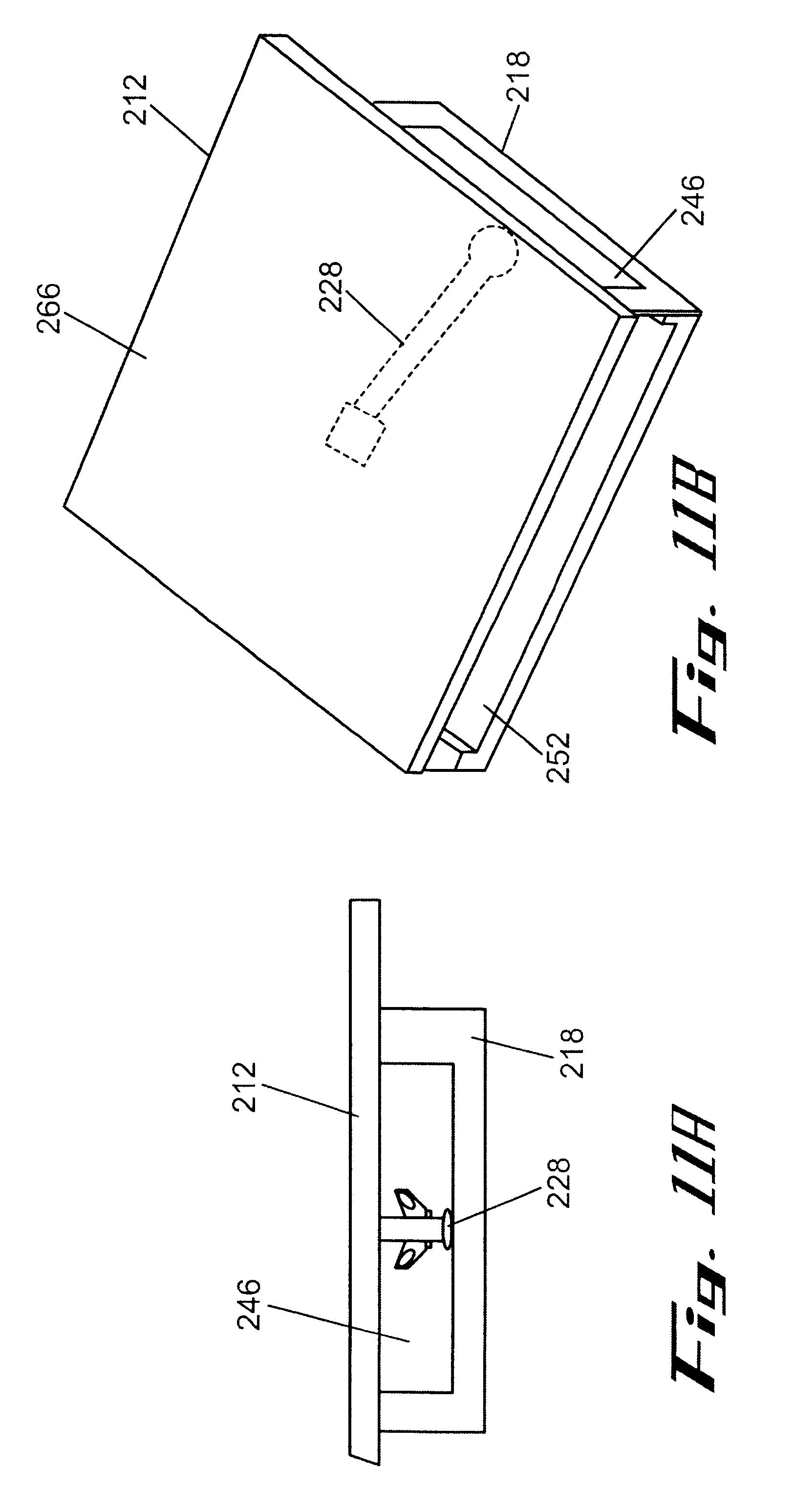 Patent Us6493220 Mobile Clinical Workstation Google Patents Ezgo Wiring Diagram 1995 Mack Truck Wiring Diagram On Clark Gcx 25e Wiring Diagram #78
