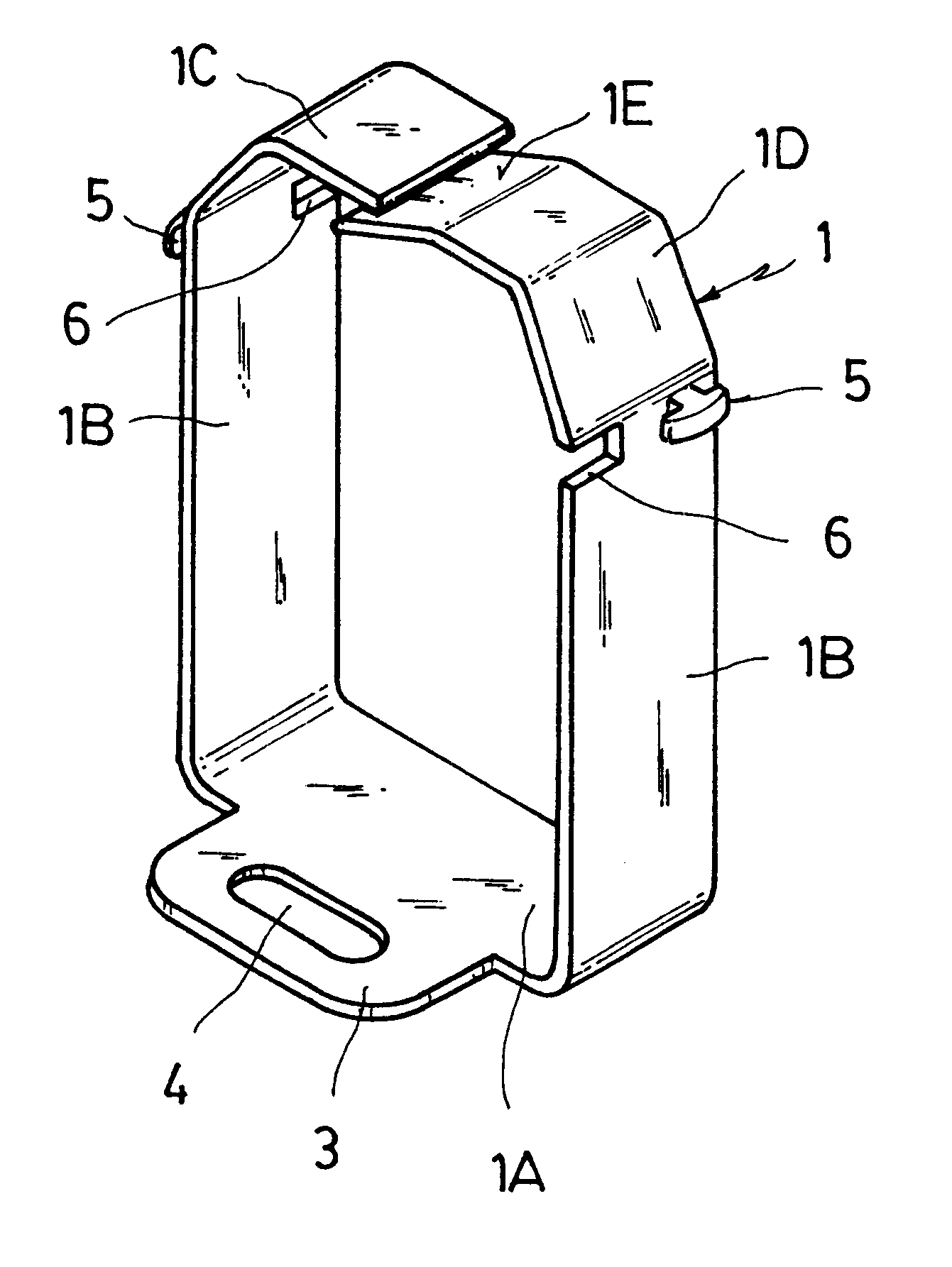 patent us6494414 - retainer device for conductors in an electrical raceway