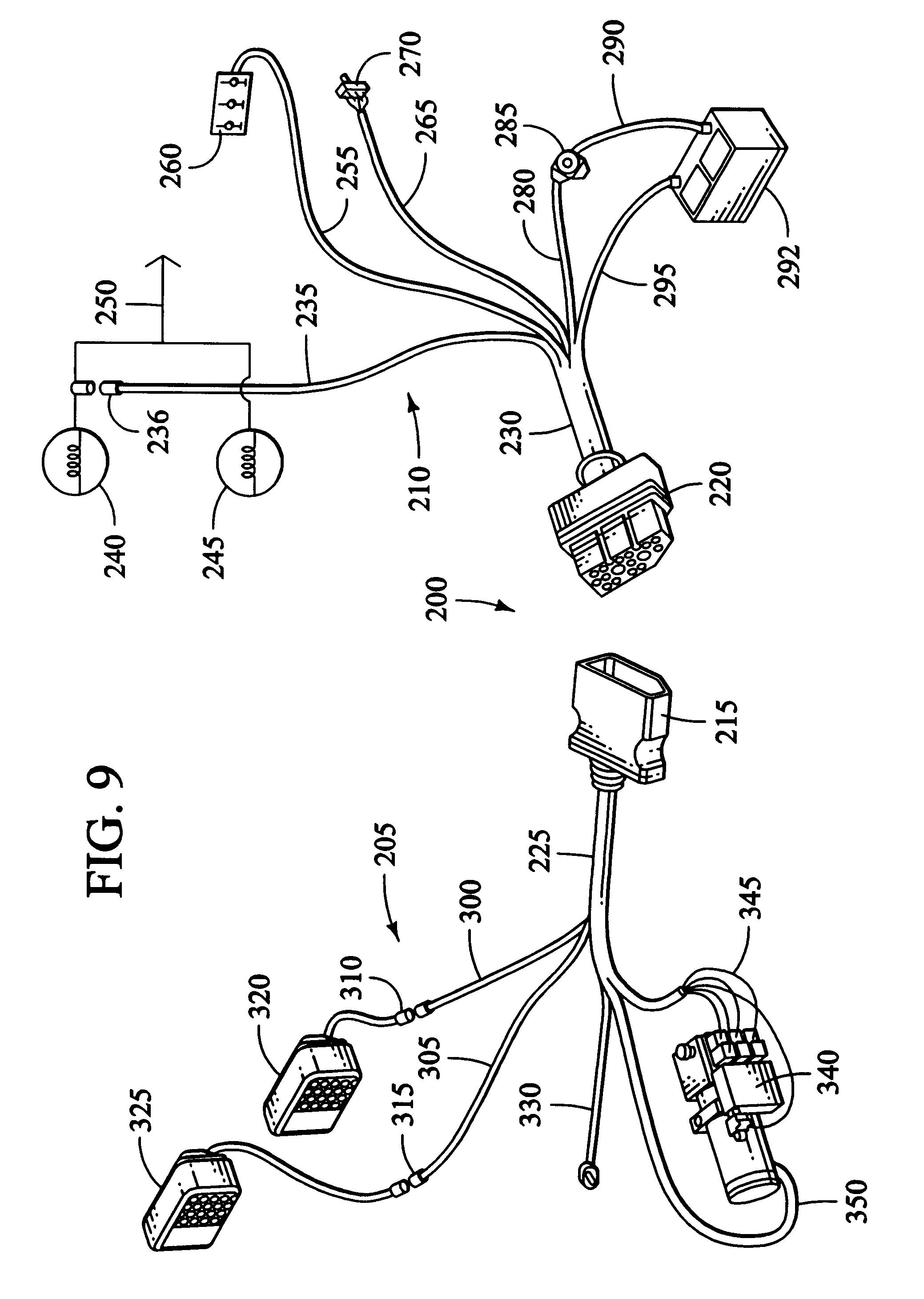 patent us6504306 headlight adapter system google patents patent drawing