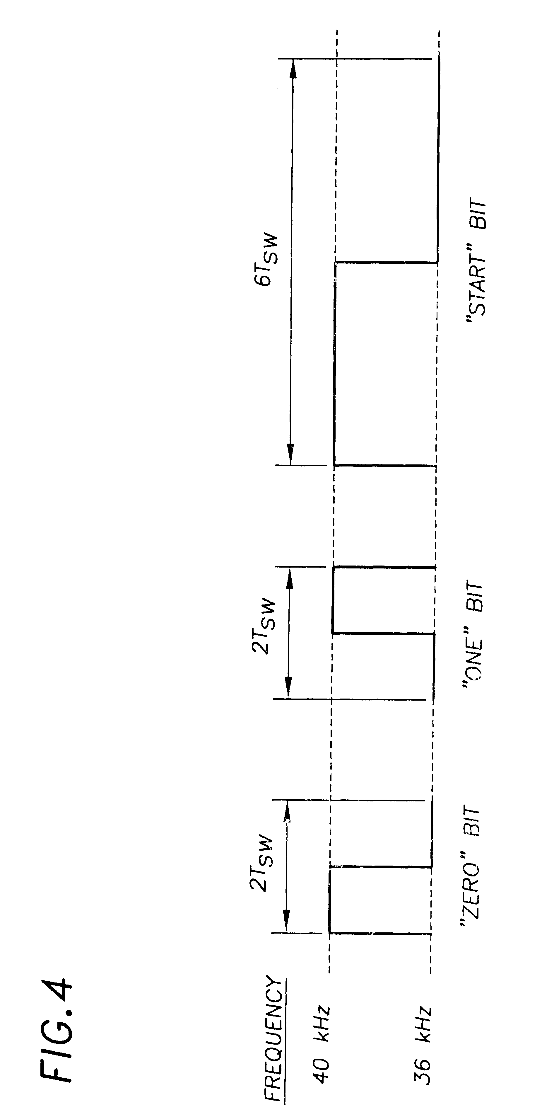 Patent Us6504633 Analog And Digital Electronic Receivers For Dual Schematic Of 36 Khz To 40 Oscillator Infrared Emitter Drawing