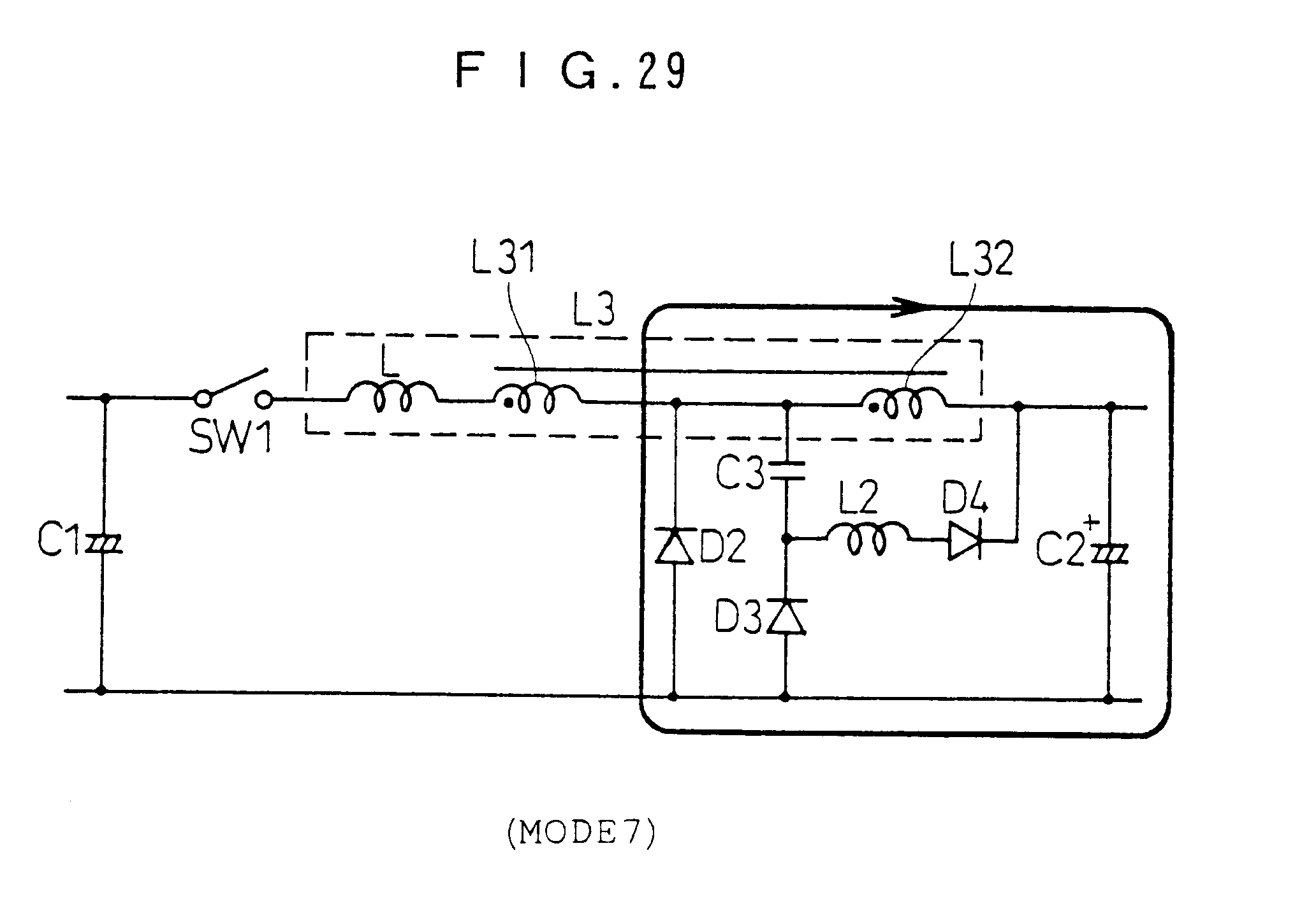 patent us6507502 - snubber circuit and power transformer using the same