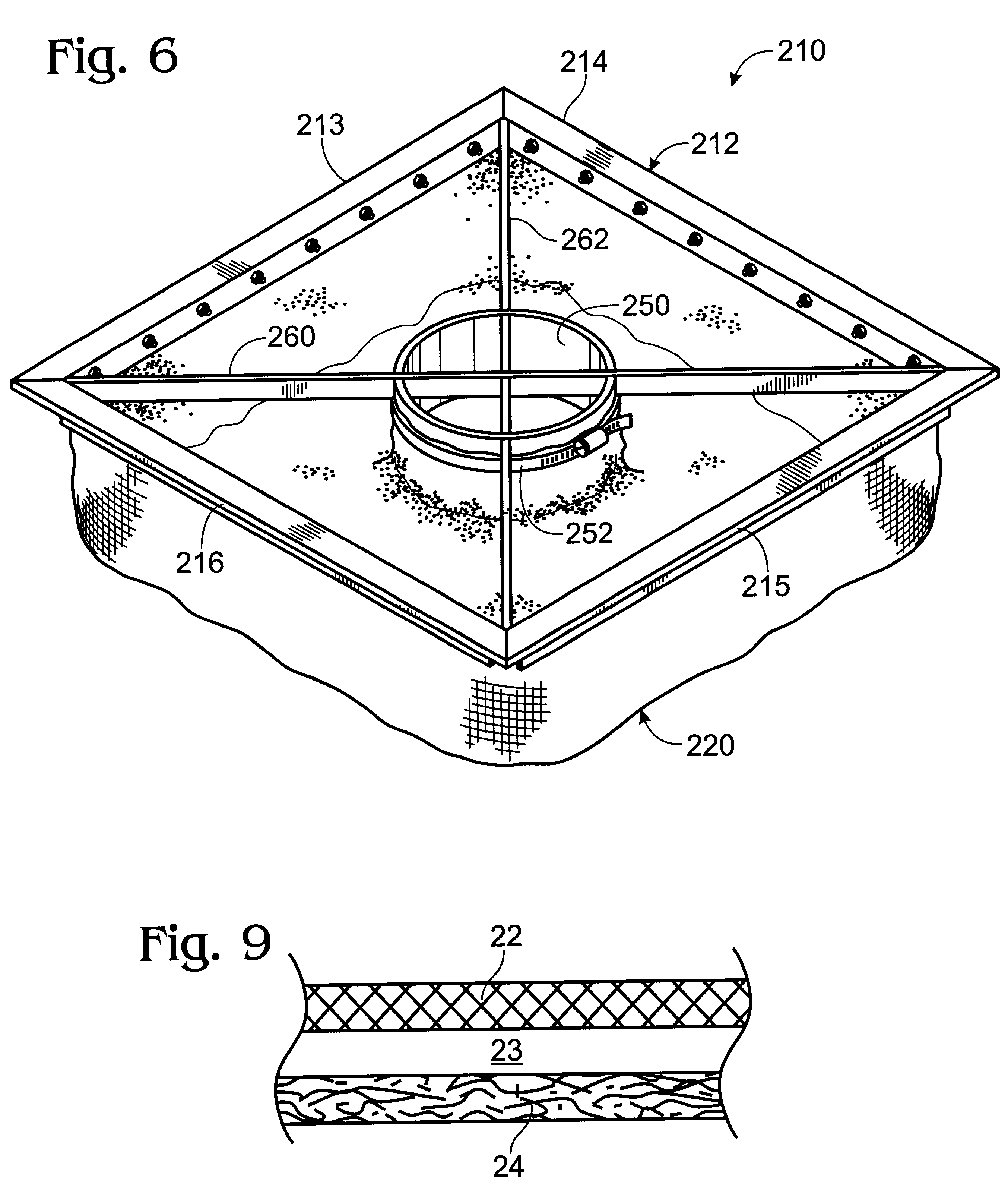 patent us6517709 - catch basin erosion containment filter assembly