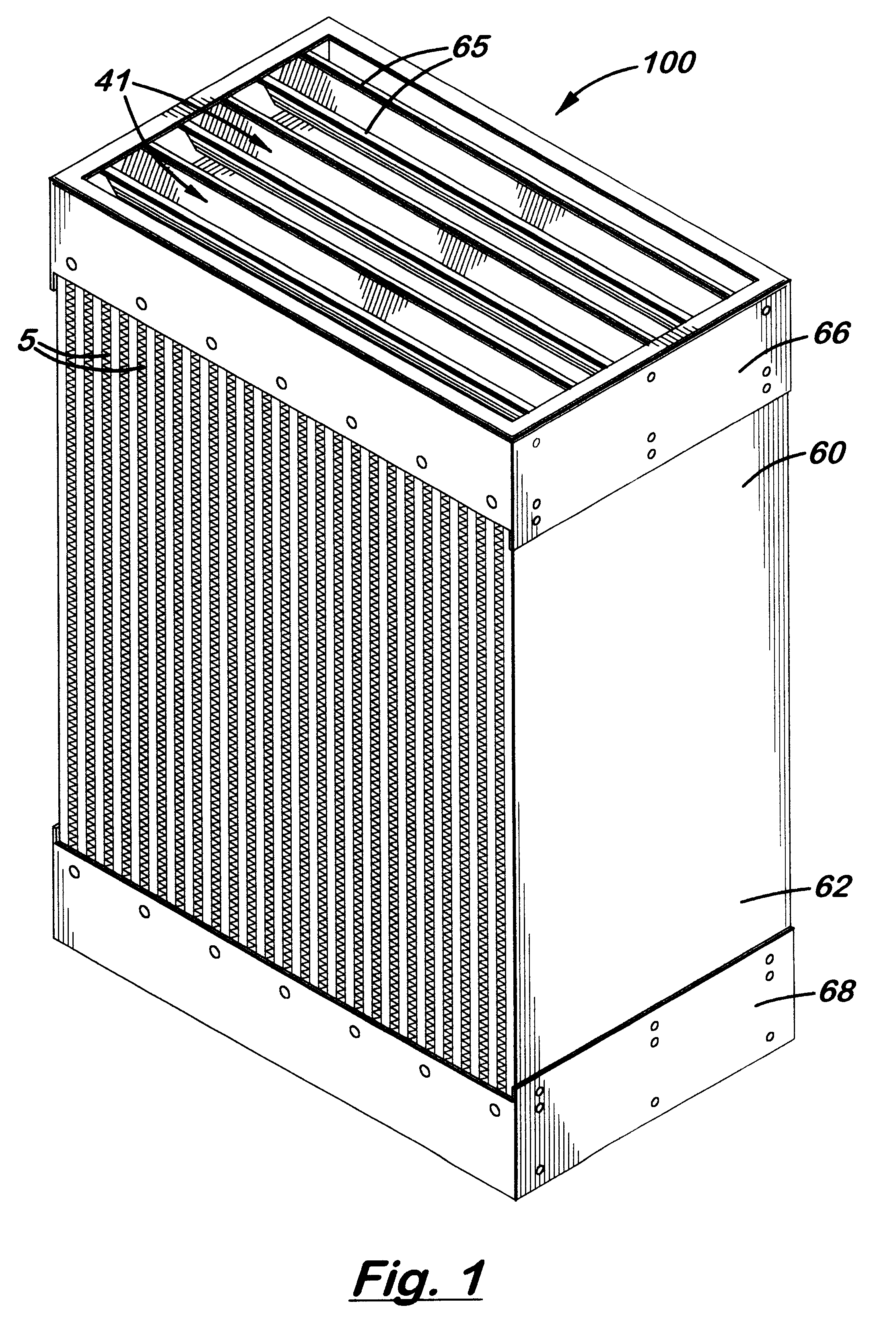 #202020 Patent US6523604 Indirect Evaporative Cooling Apparatus  Highly Rated 4639 Indirect Evaporative Cooling wallpapers with 2227x3300 px on helpvideos.info - Air Conditioners, Air Coolers and more
