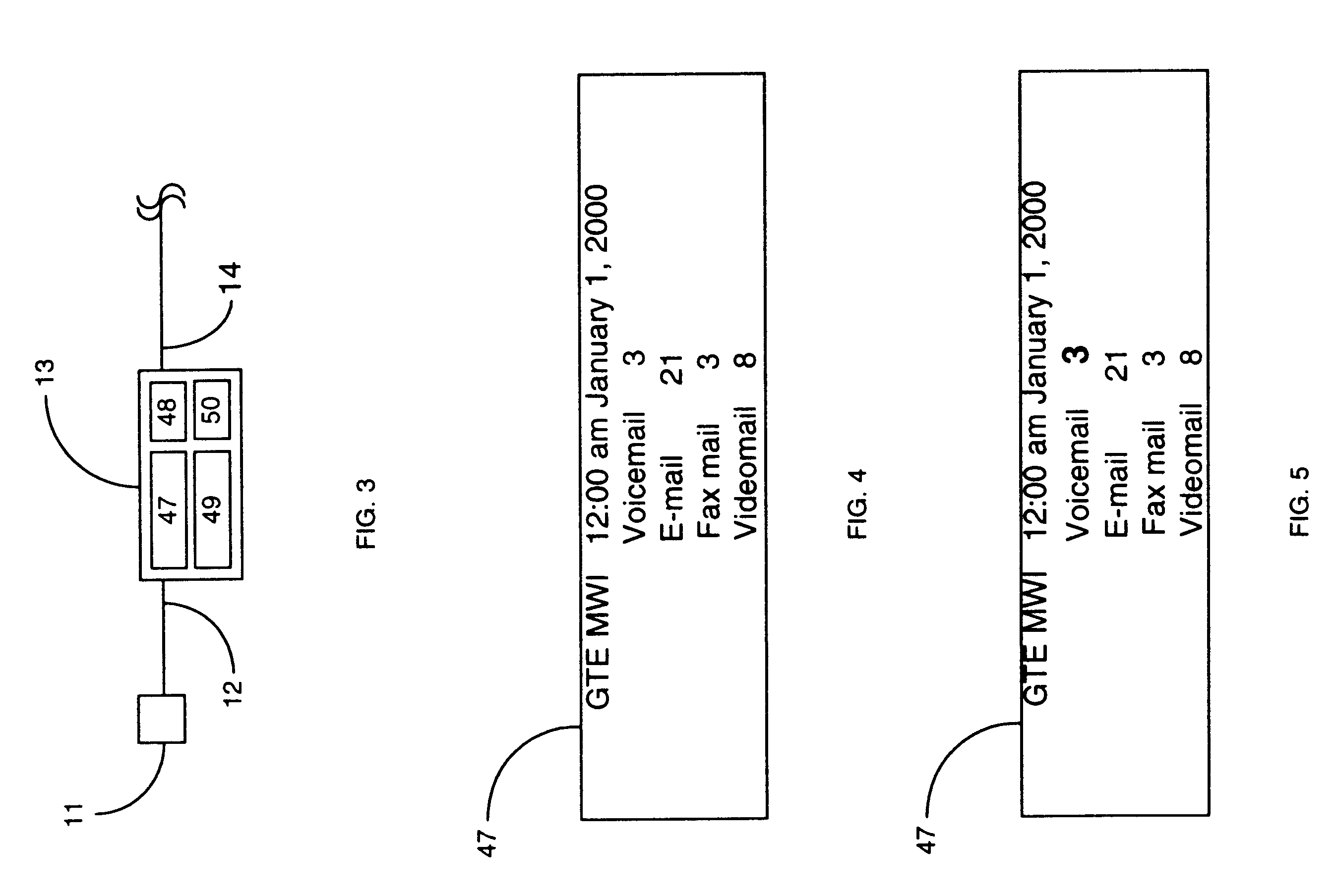 patent us6529500 - unified messaging notification