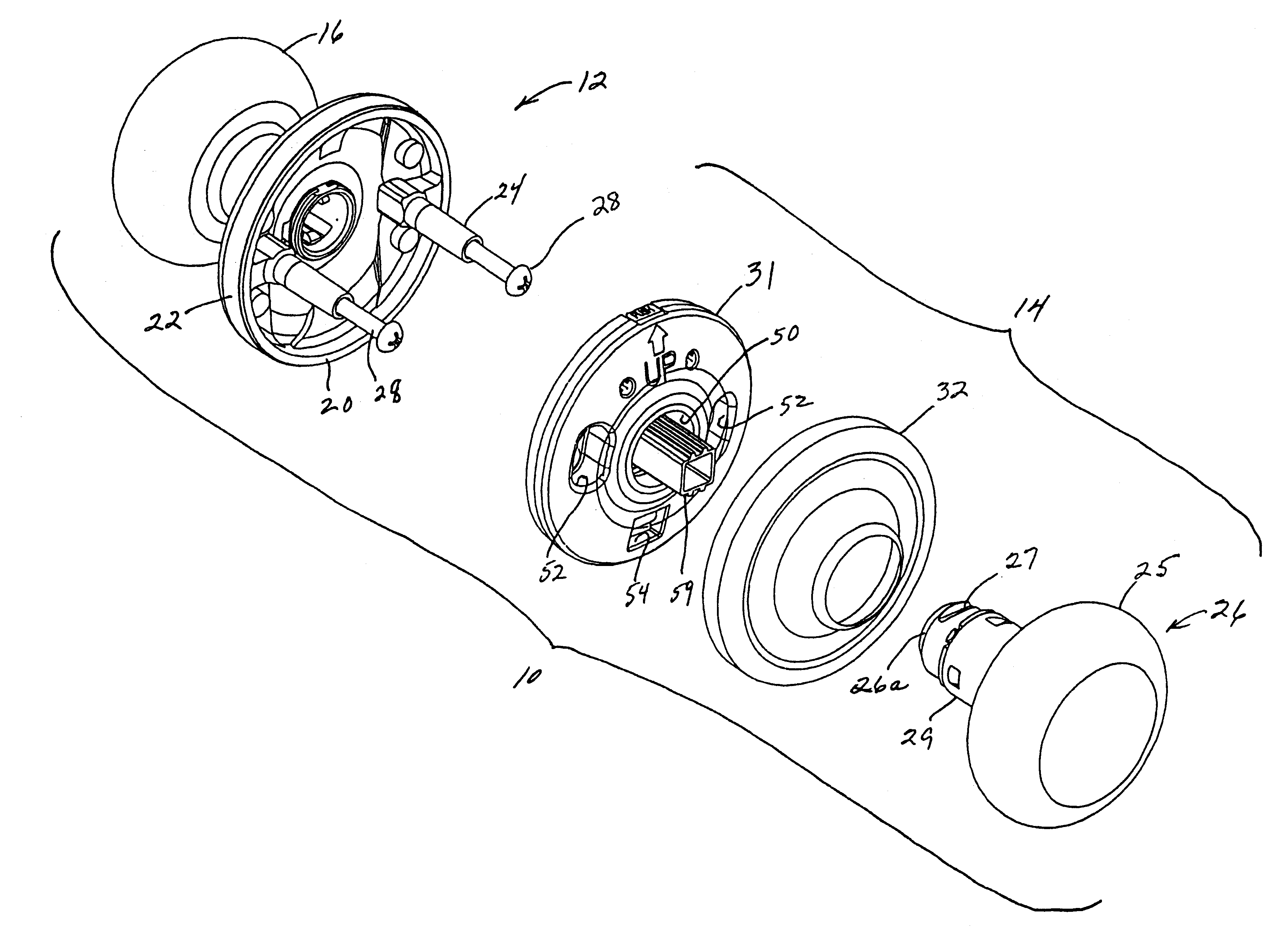 Patent US6532629 Dummy knob Google Patents