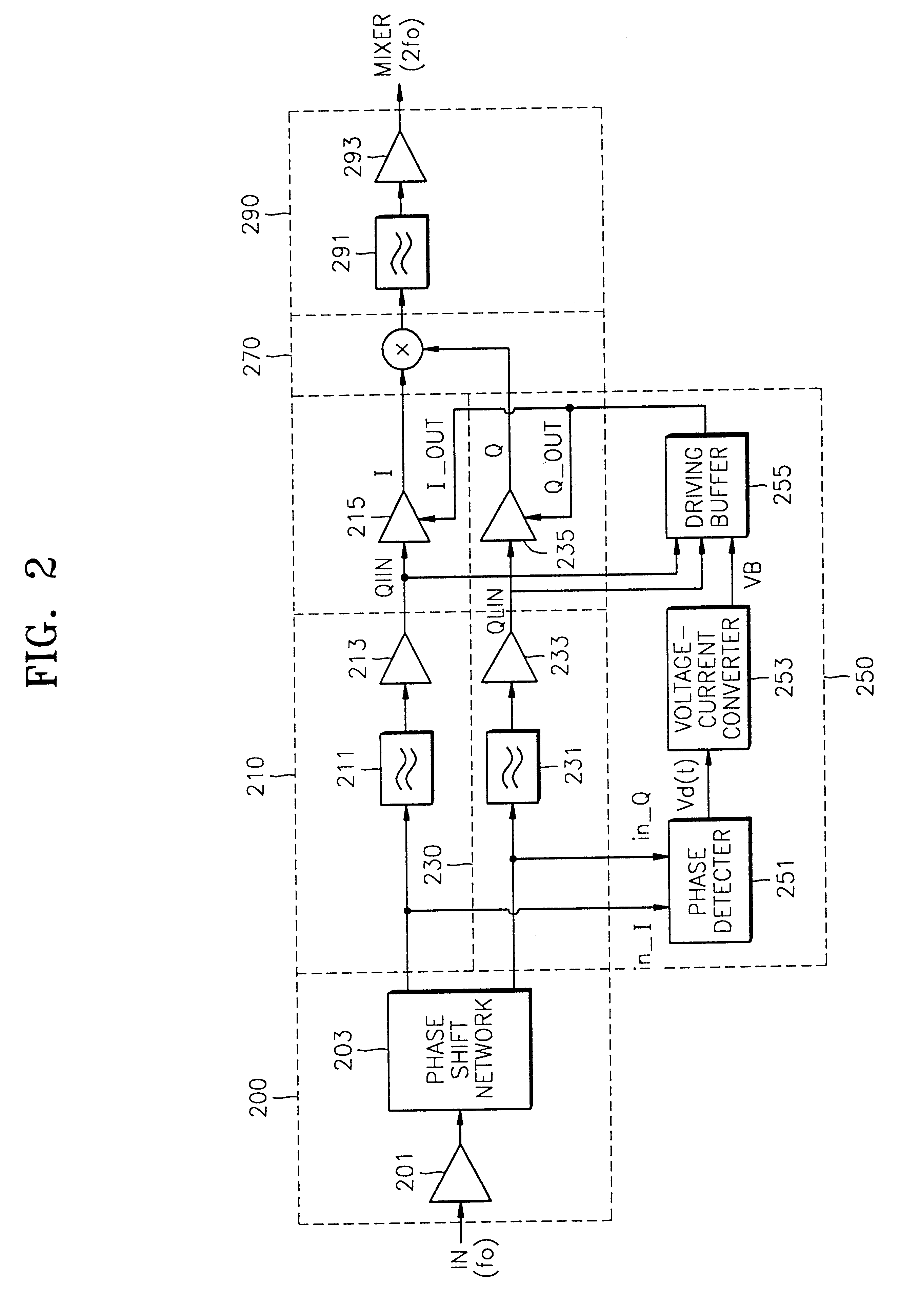 Patent Us6535022 Frequency Doubler Circuit Having Detect Control Diagram Drawing