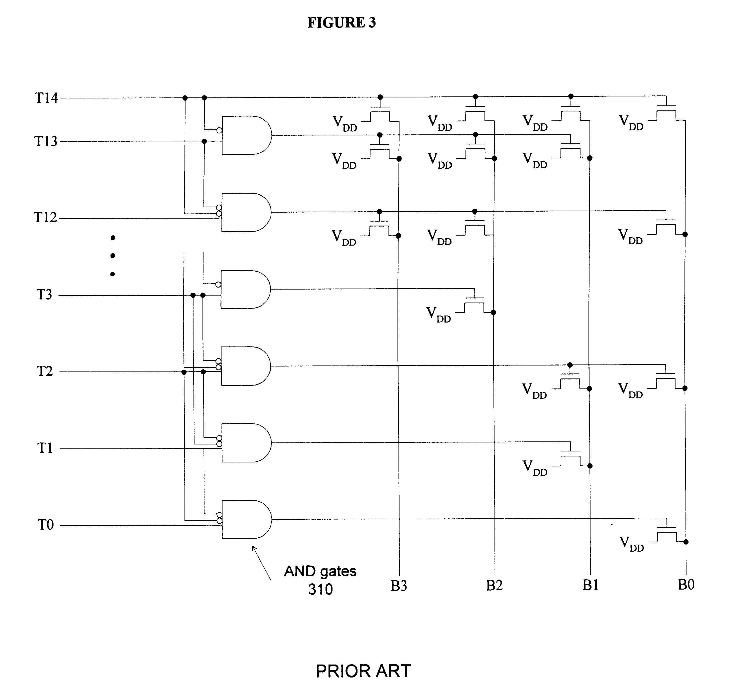 Decoder Binary To Footmall Binarytobcddecoder And Tutorials Digital Systems Part 4 Thermometer Algorithm