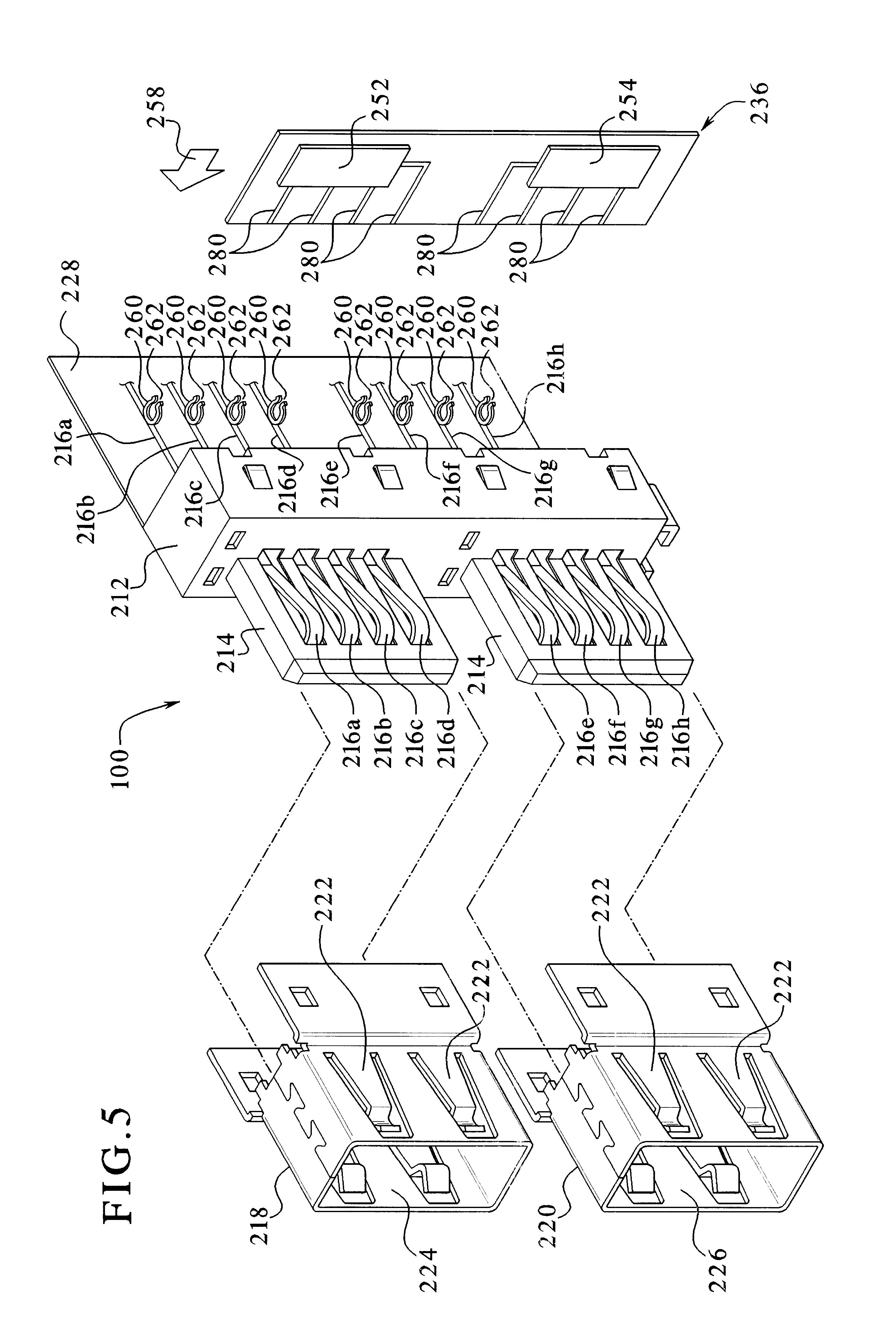 patent us6547597