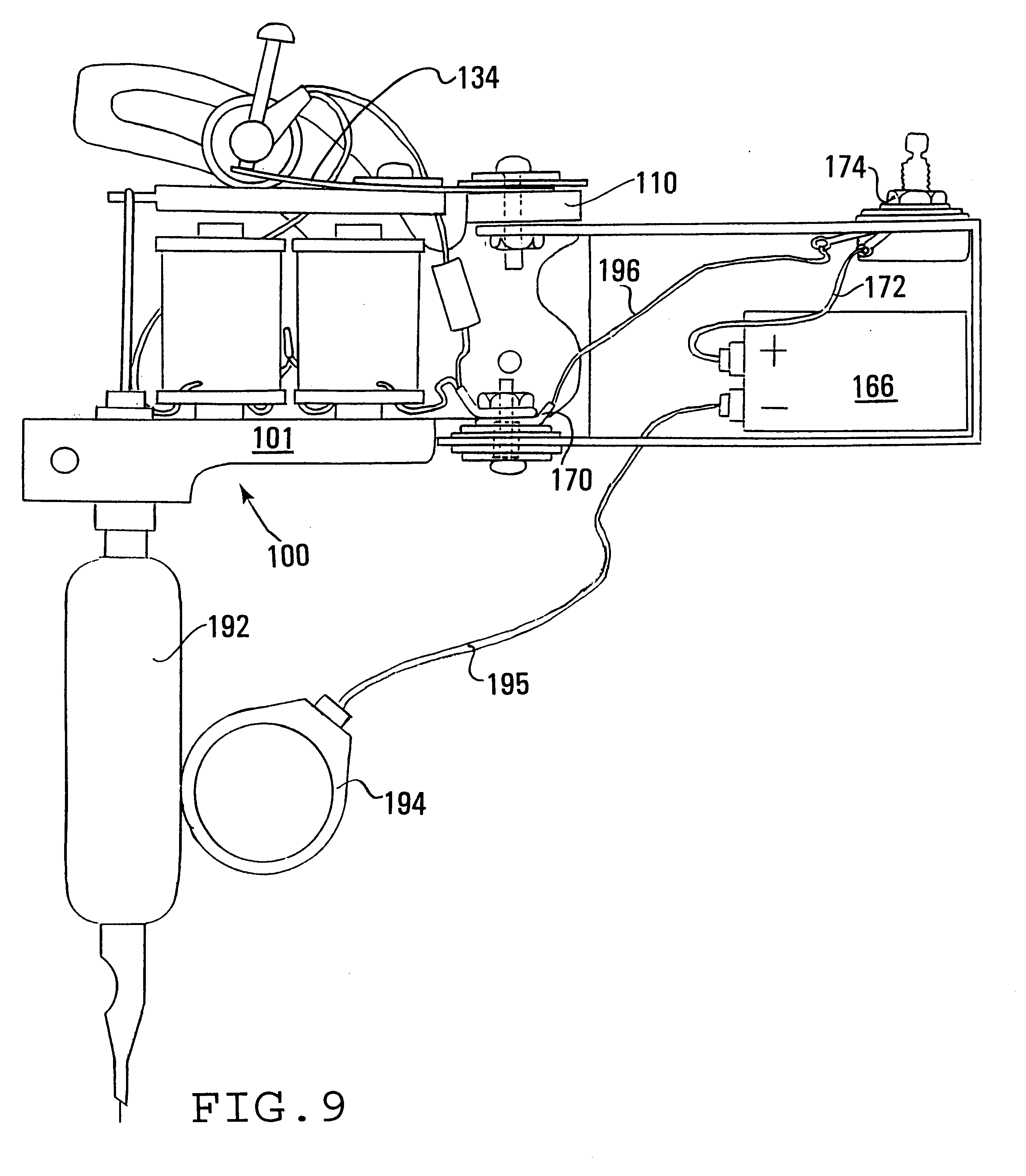 tattoo machine wiring diagram diagram patent us6550356 tattoo technology google patents patent drawing patent drawing wiring diagram for tattoo machine