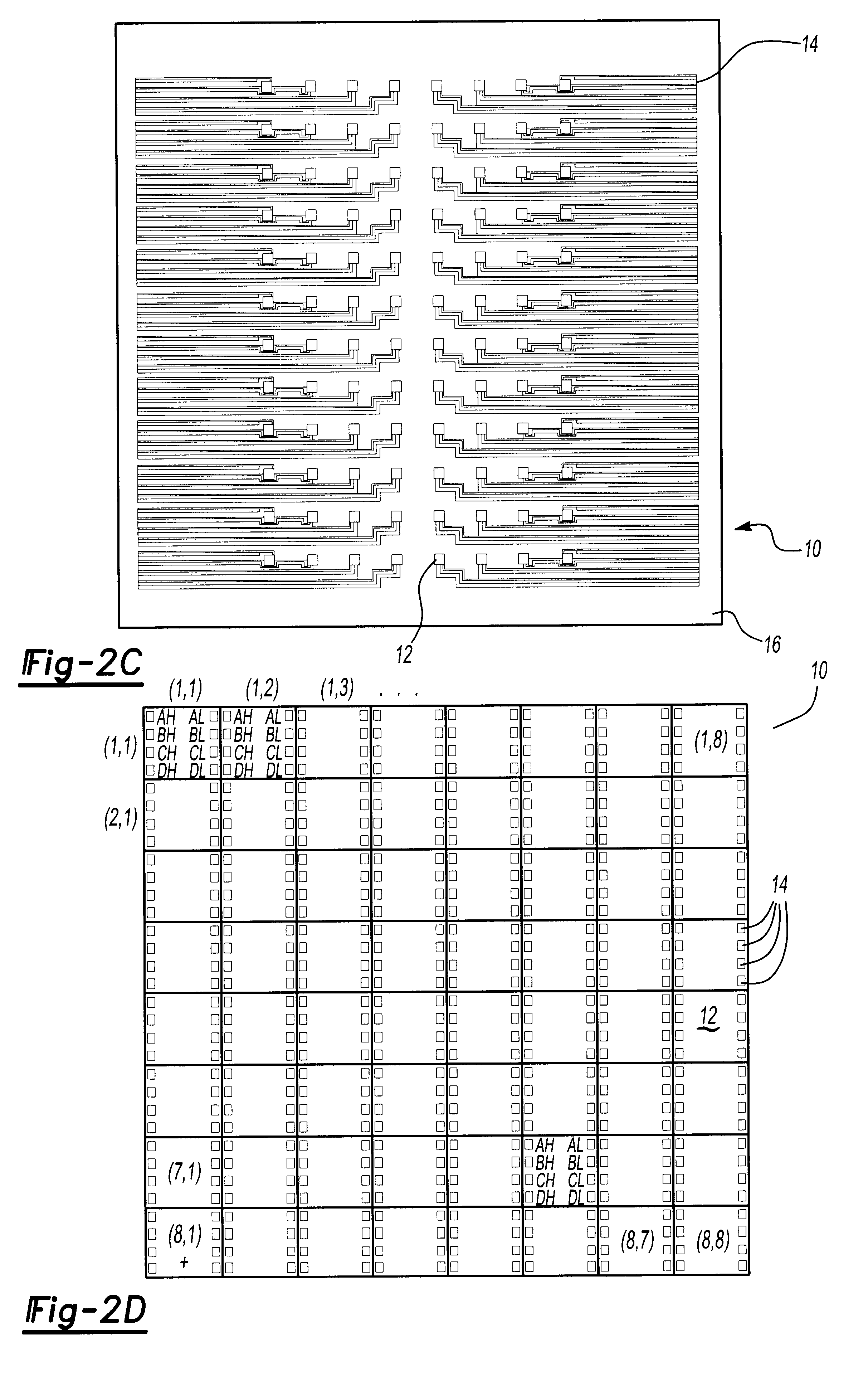 Patent Us6553318 Method For Conducting Sensor Array Based Rapid Completed Lockin Amplifier Circuit Board Alternate View Drawing