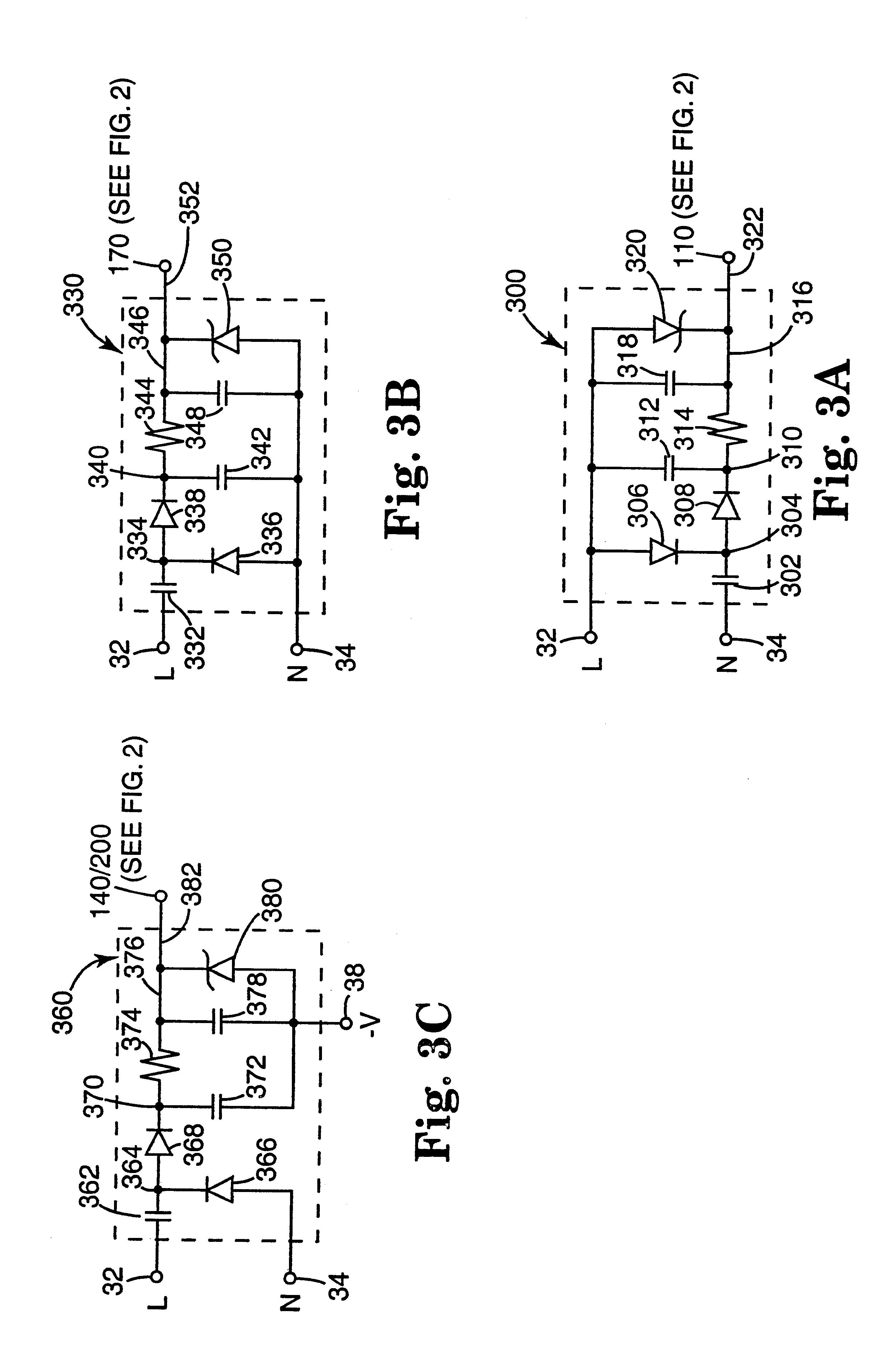 patent us6563726 - synchronous bridge rectifier