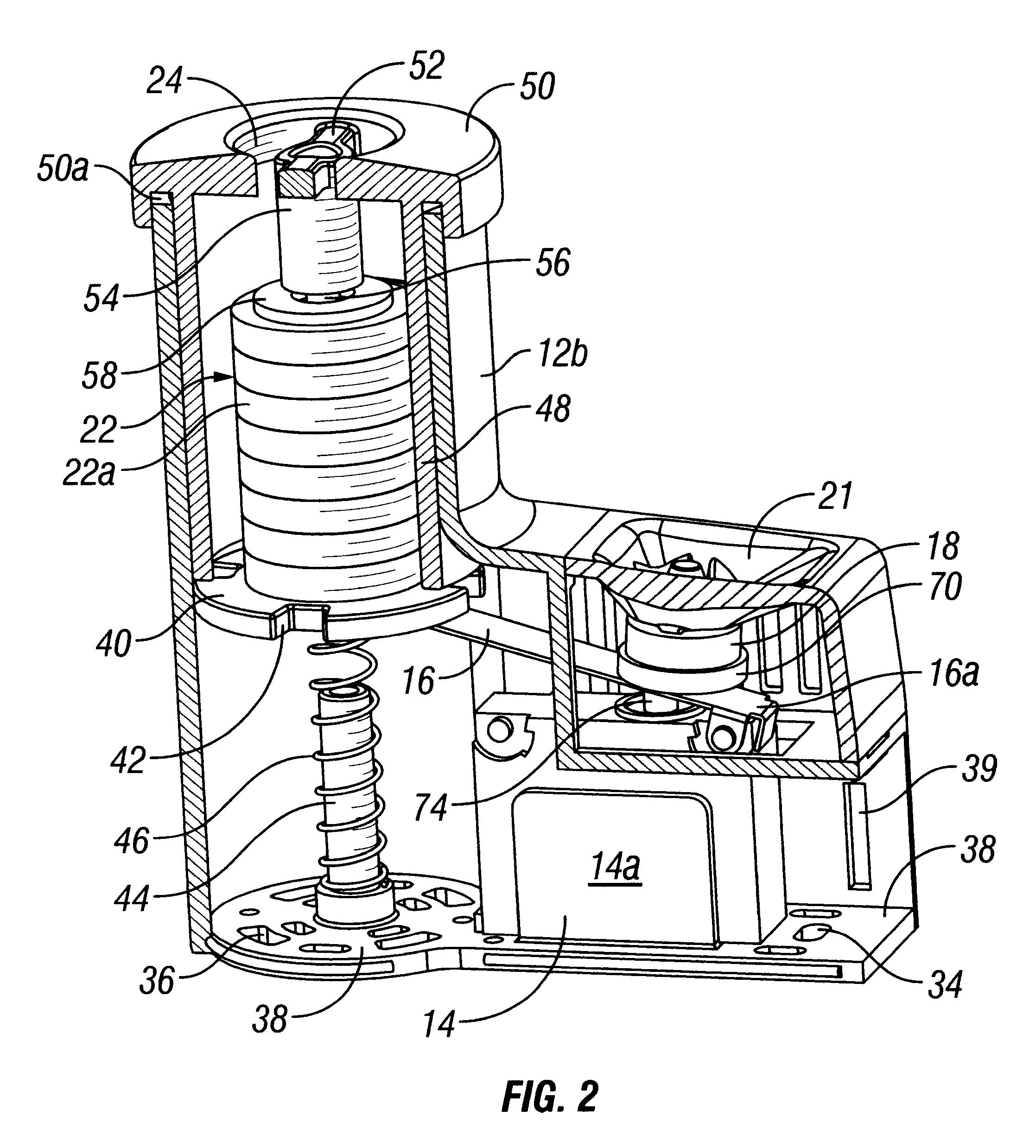 patent us6570109 quick shut off extended range hygroscopic rain Jeep Wrangler Brakes patent drawing