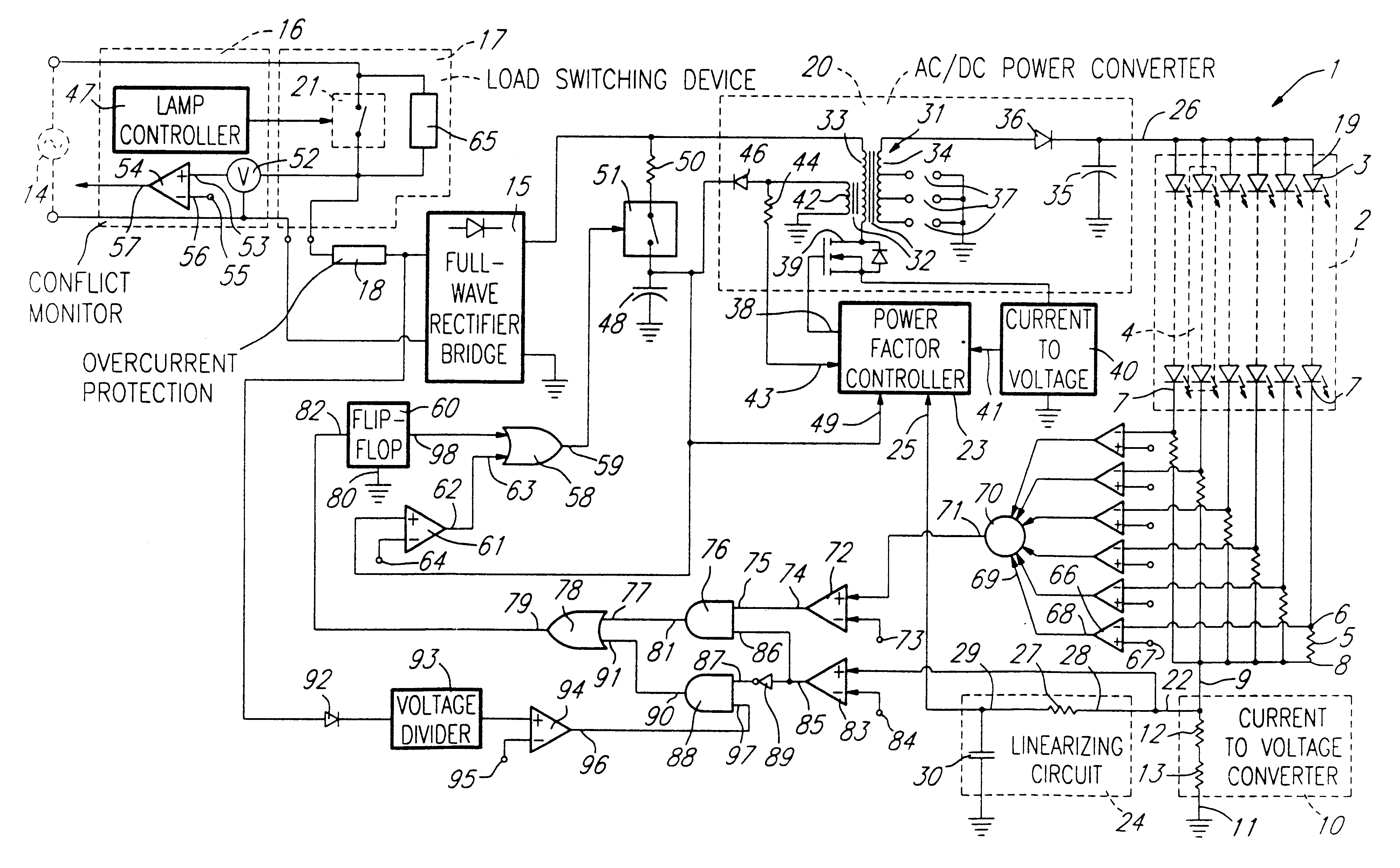 Astec Power Supply Schematics Couponscom Scam Led Schematic