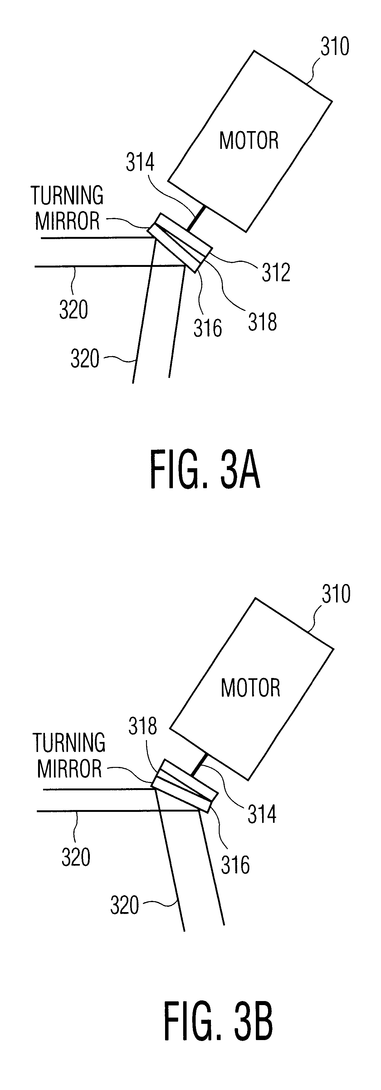 patent us6574024 - laser beam homogenization by scanning a beam onto a mask