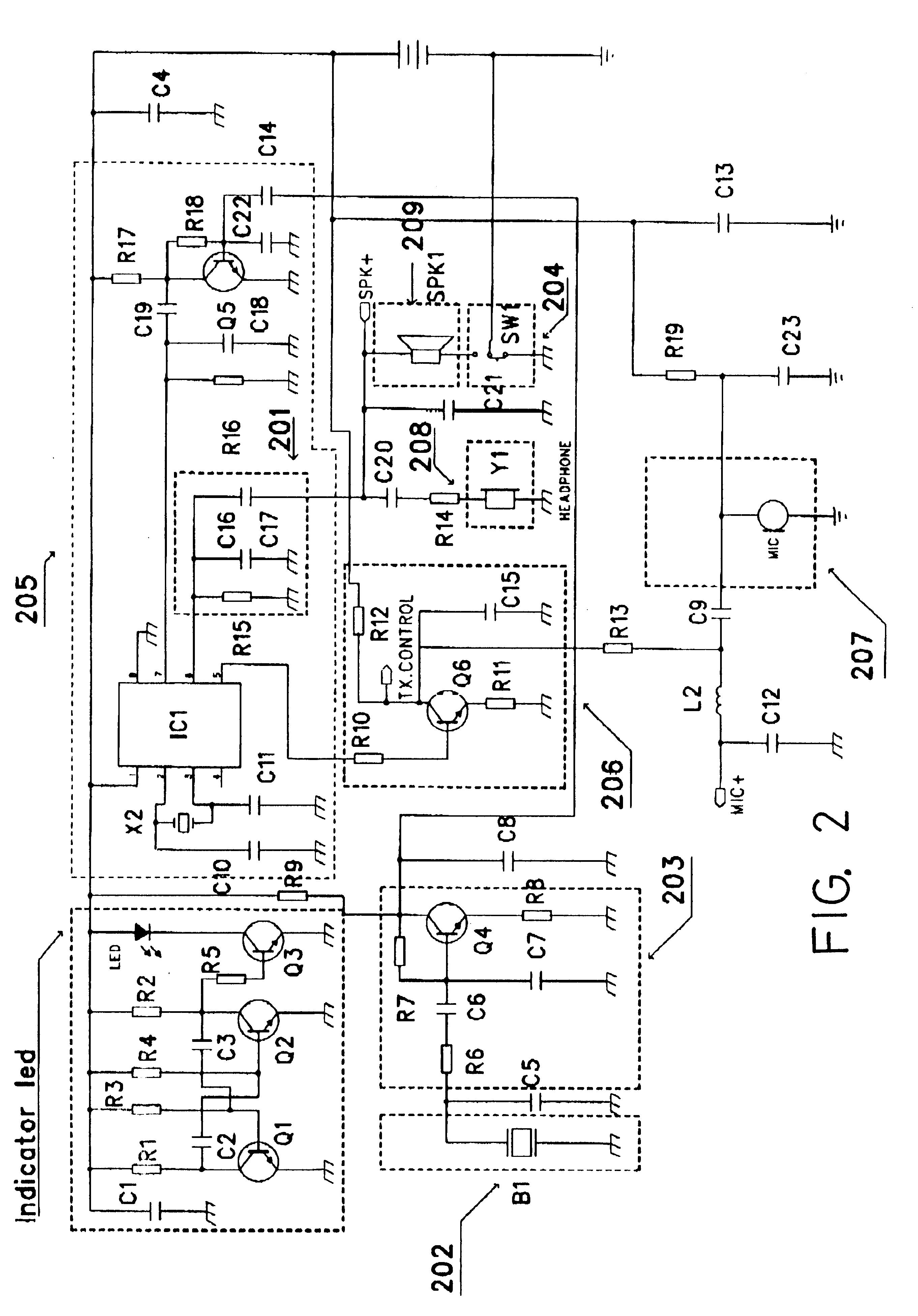 Fantastic Wireless Intercom Circuit Basic Electronics Wiring Diagram Wiring Database Obenzyuccorg