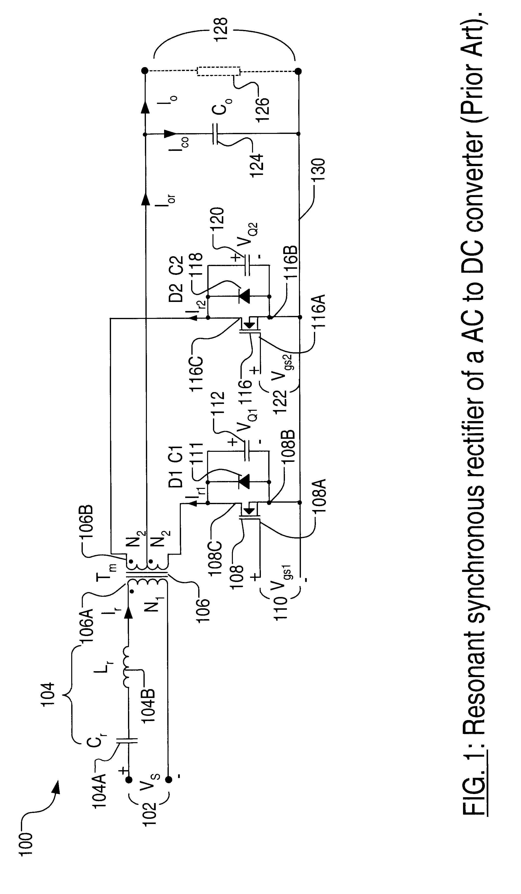 Brevet Us6577517 Pulse With Modulation Control Circuit For A High The Time Delay Fet Controlcircuit Diagram Patent Drawing