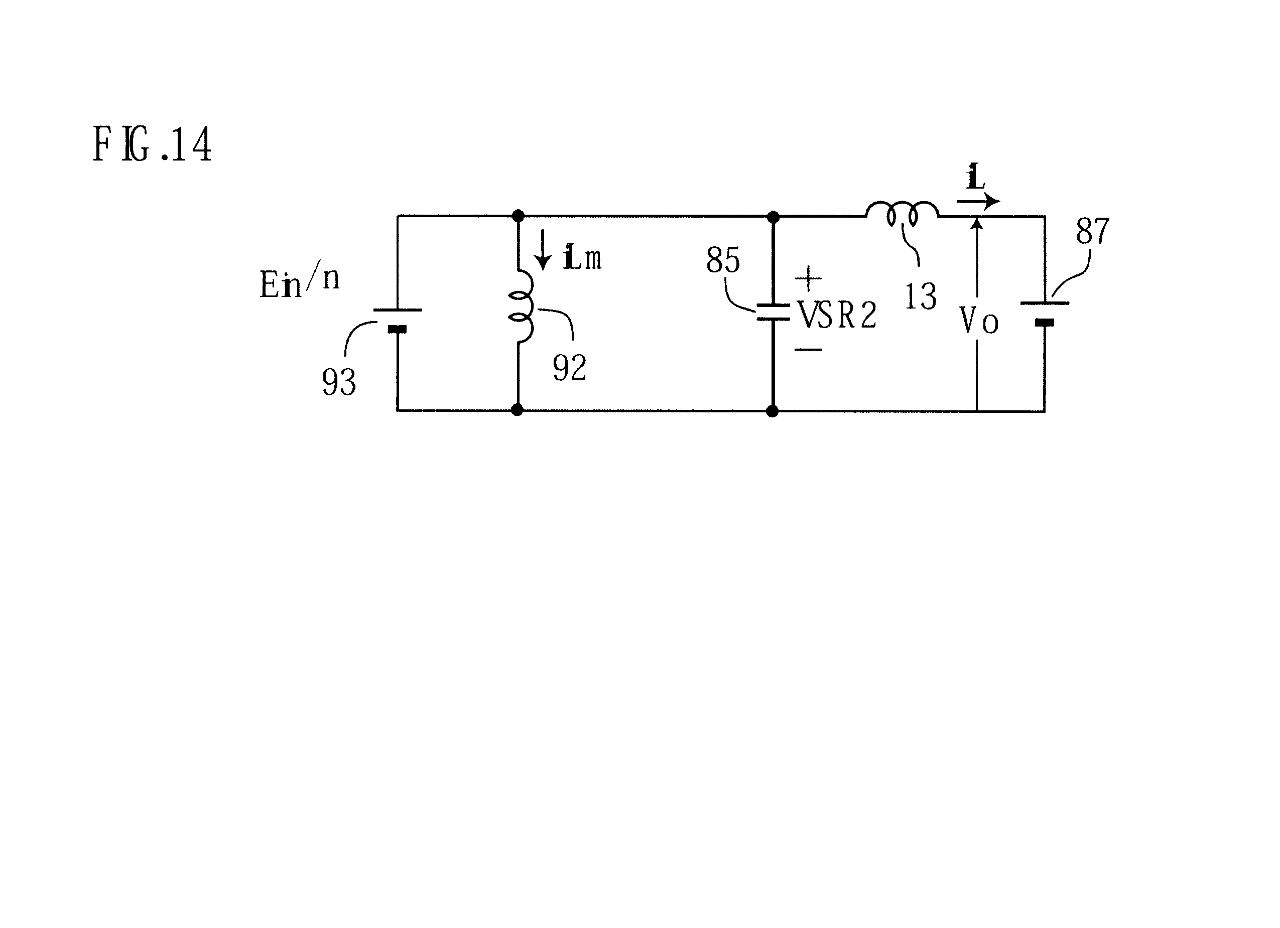 Patent Us6580626 Switching Power Supply Google Patents Basic Voltage Regulator Composed Of Zener Diode Othercircuit Drawing