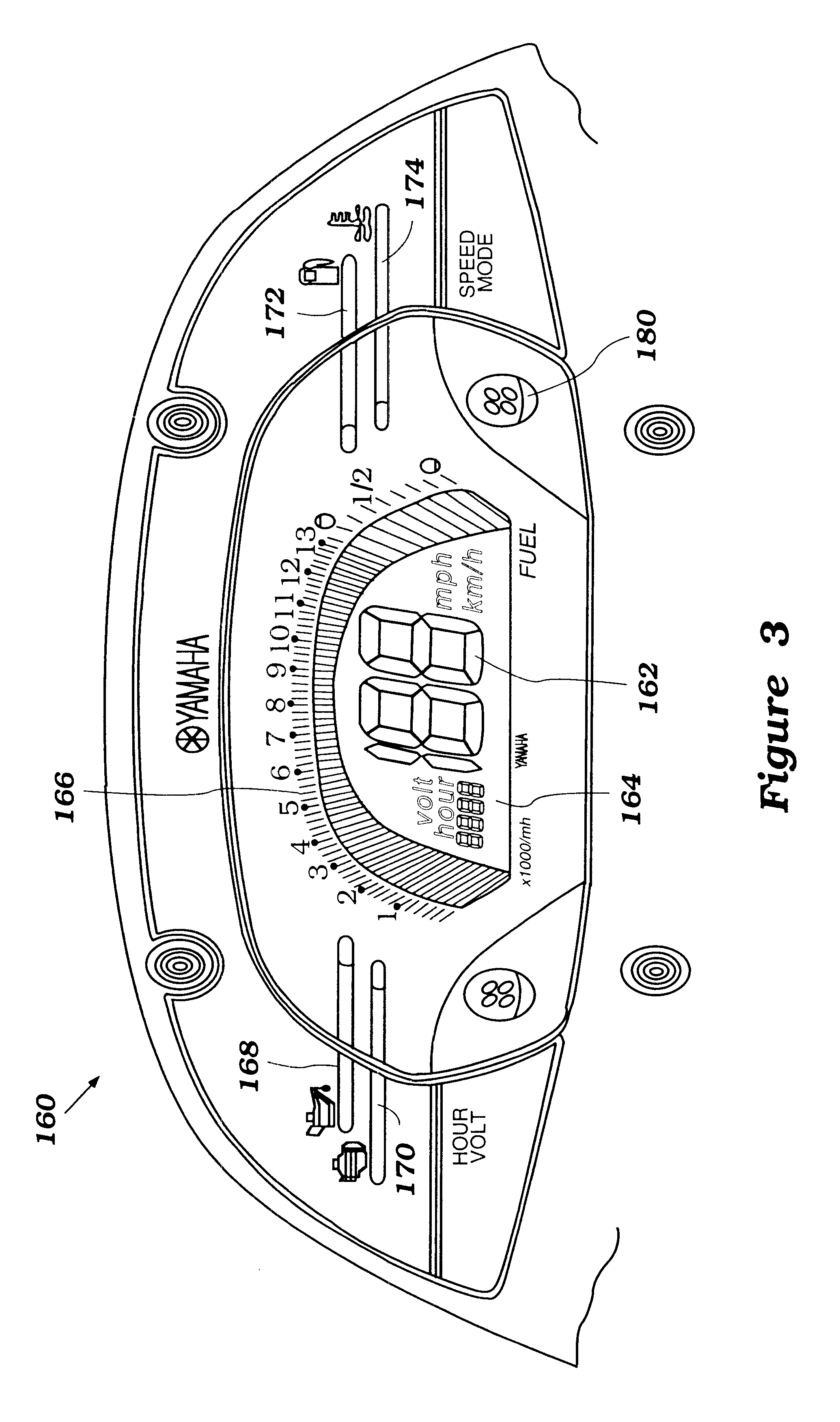 Patent US6582261 - Anti-theft device for water vehicle - Google Patents