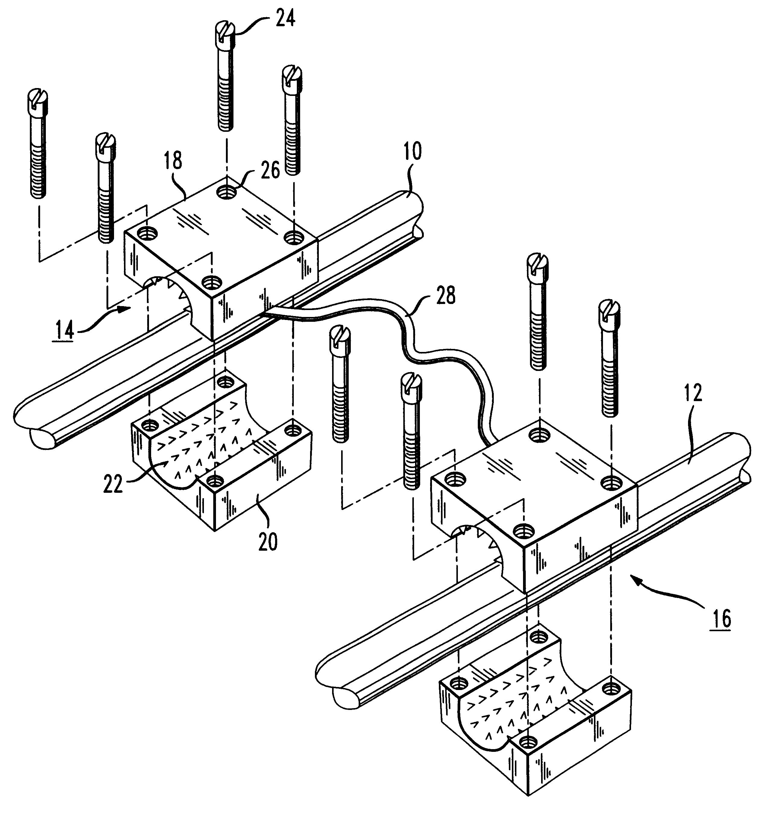 Patent Us6591055 Sheath Bonding Arrangement For Fiber Optic Cable Schematic Drawing