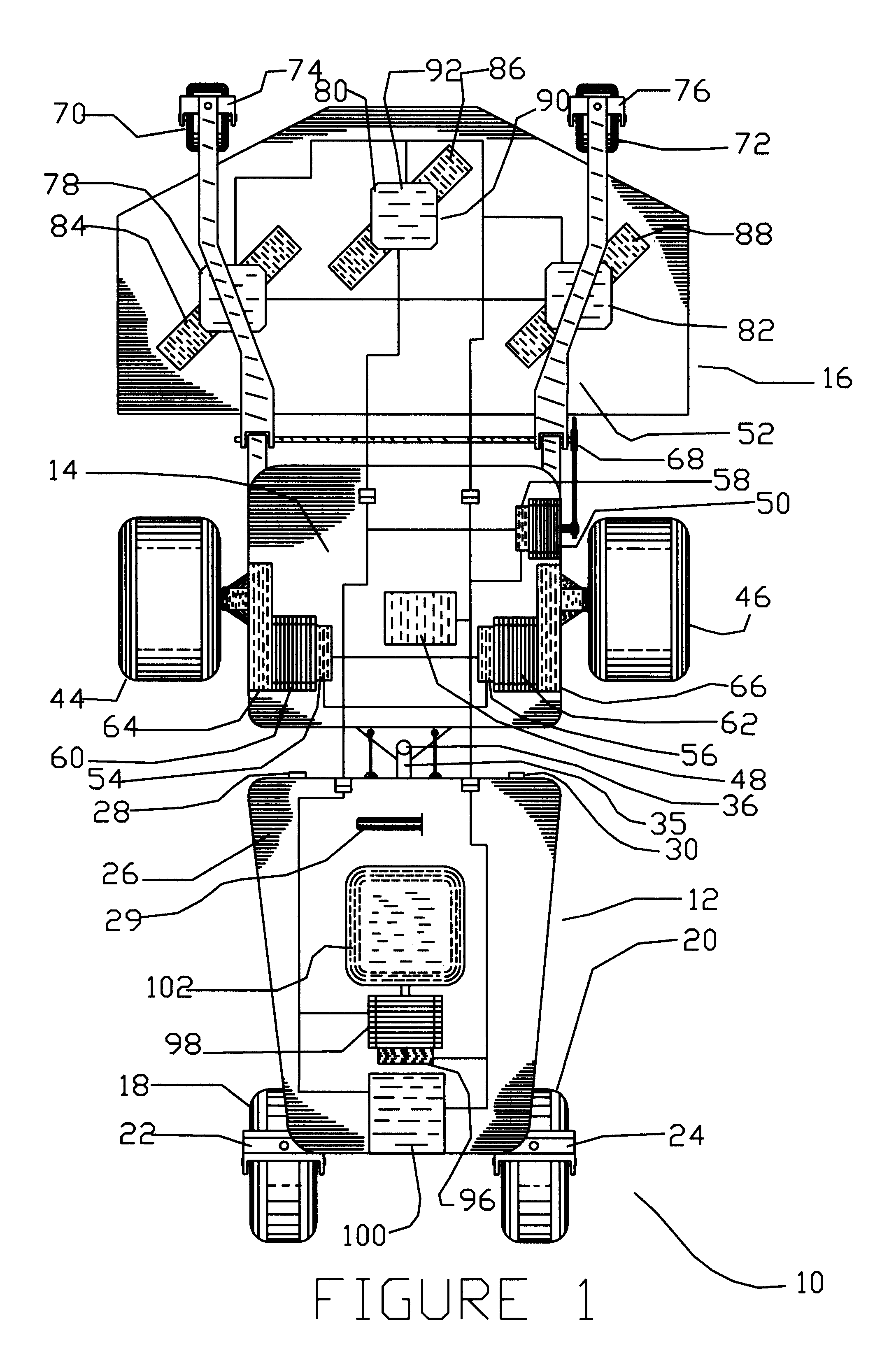diagram of a internal combustion engine