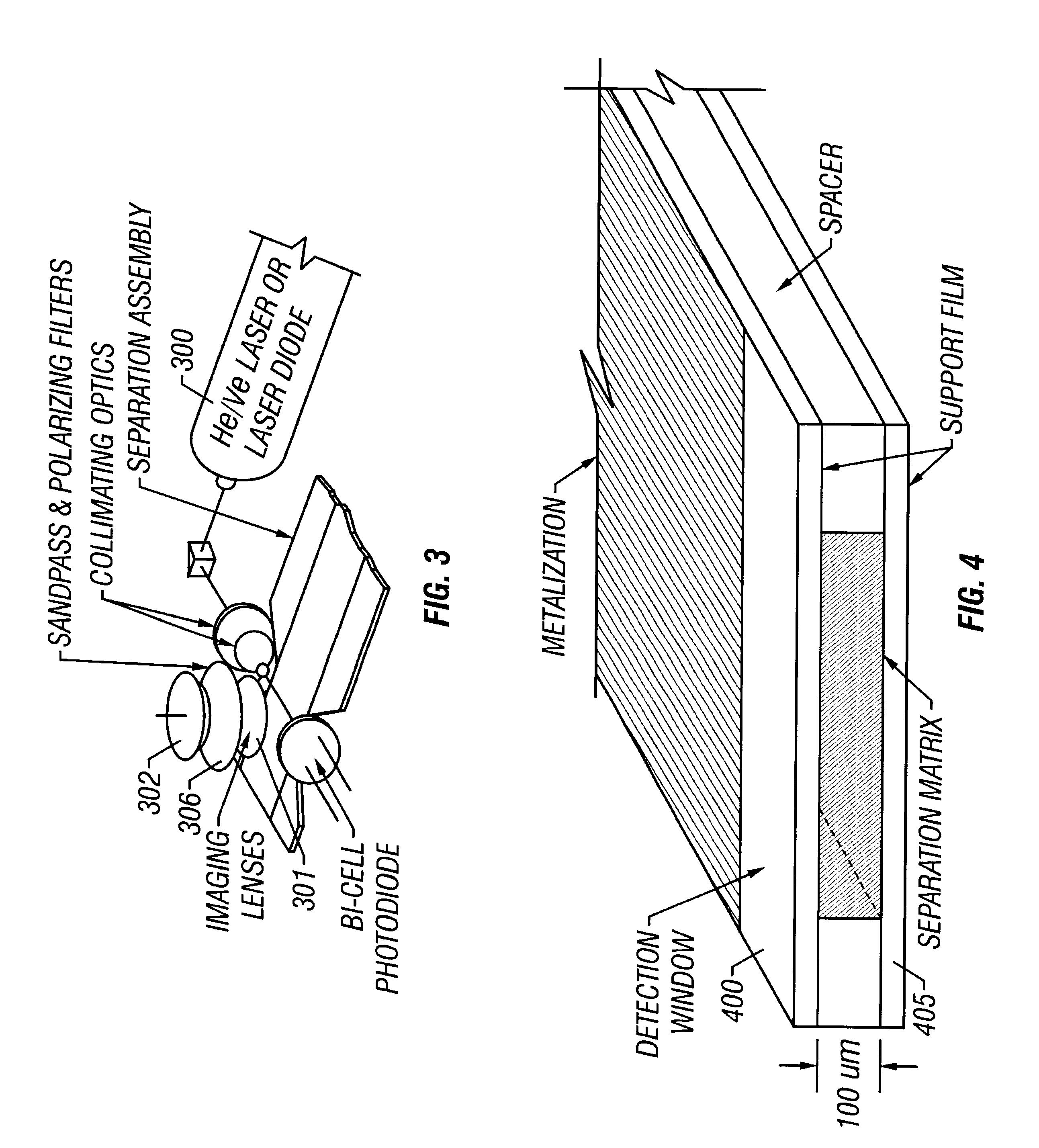 patent us6592735 - dna sequencing machine with improved cooling characteristics