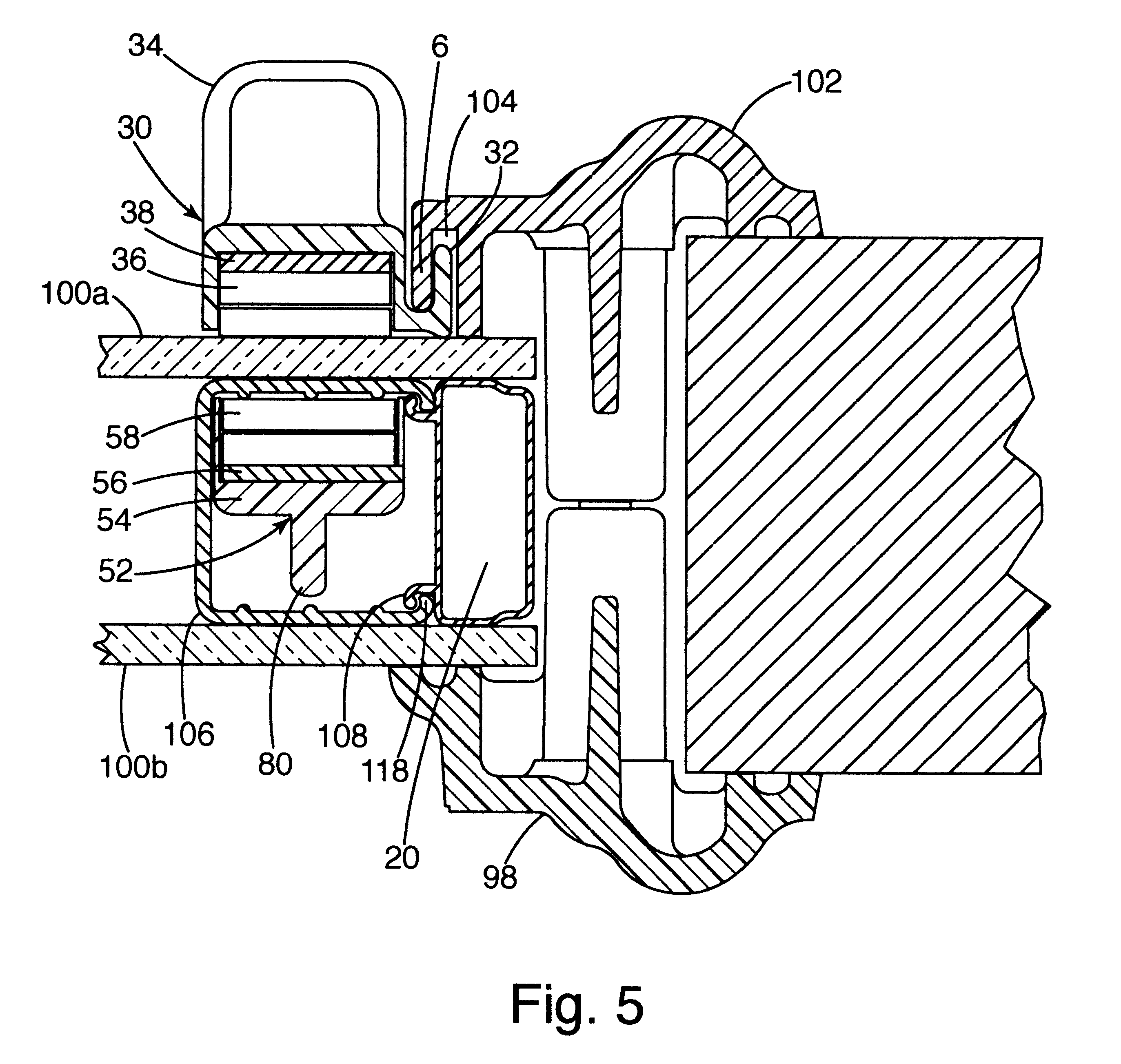 Insulated Glass Assembly : Patent us insulated glass blind assembly google