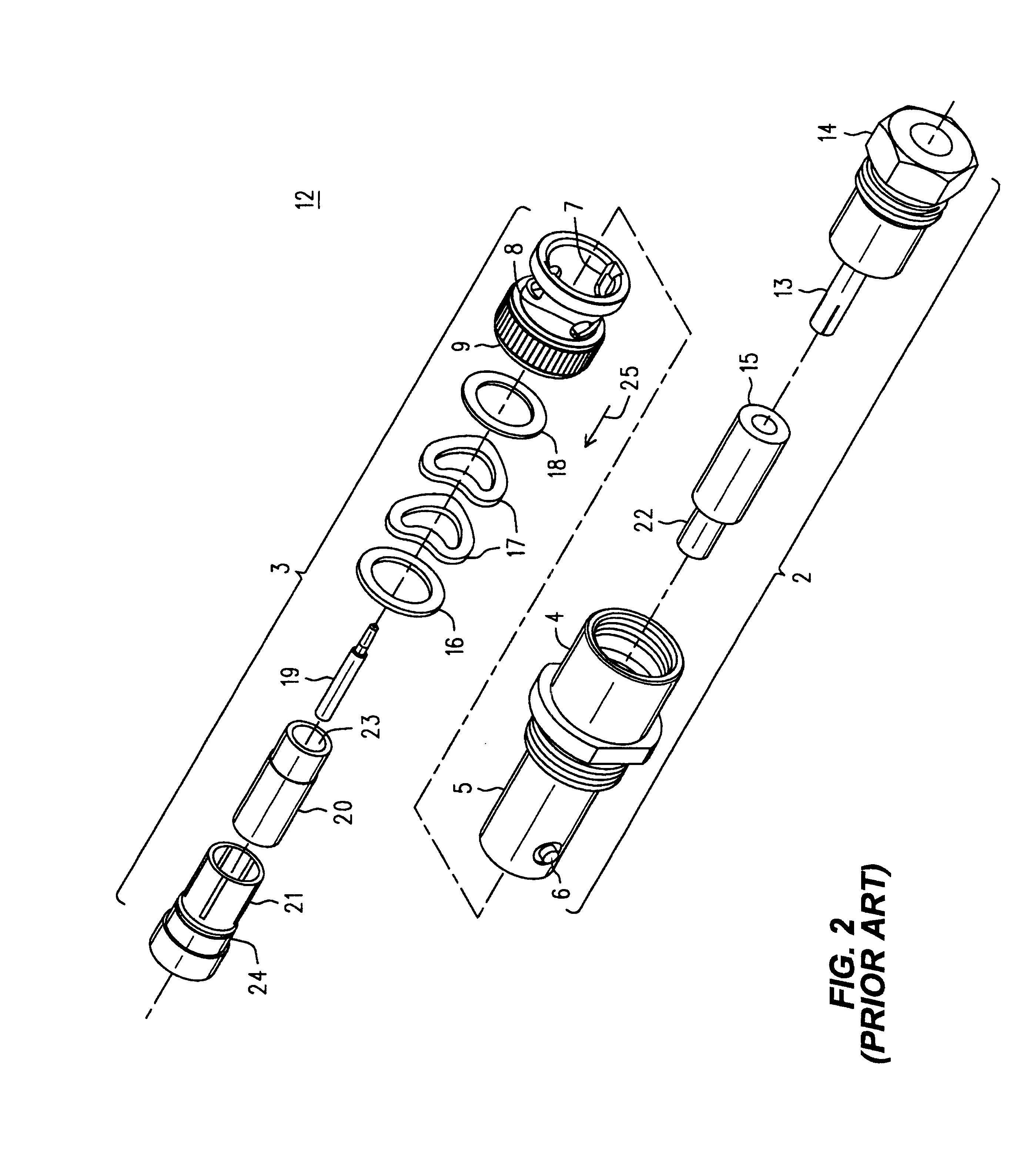 patent us6602093 - precision bnc connector