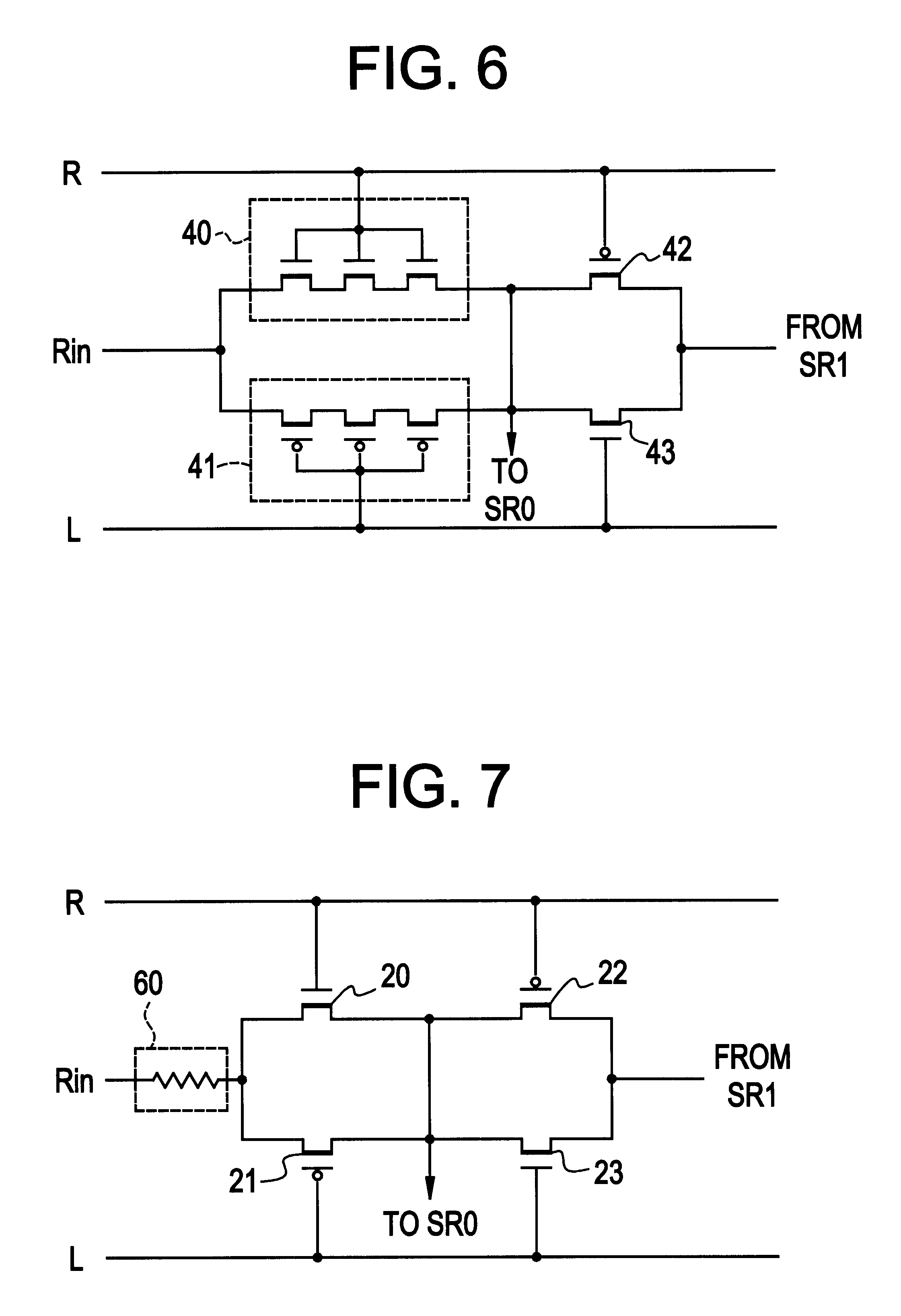 Brevet Us6603455 Display Panel Drive Circuit And The Time Delay With A Fet Controlcircuit Diagram Patent Drawing