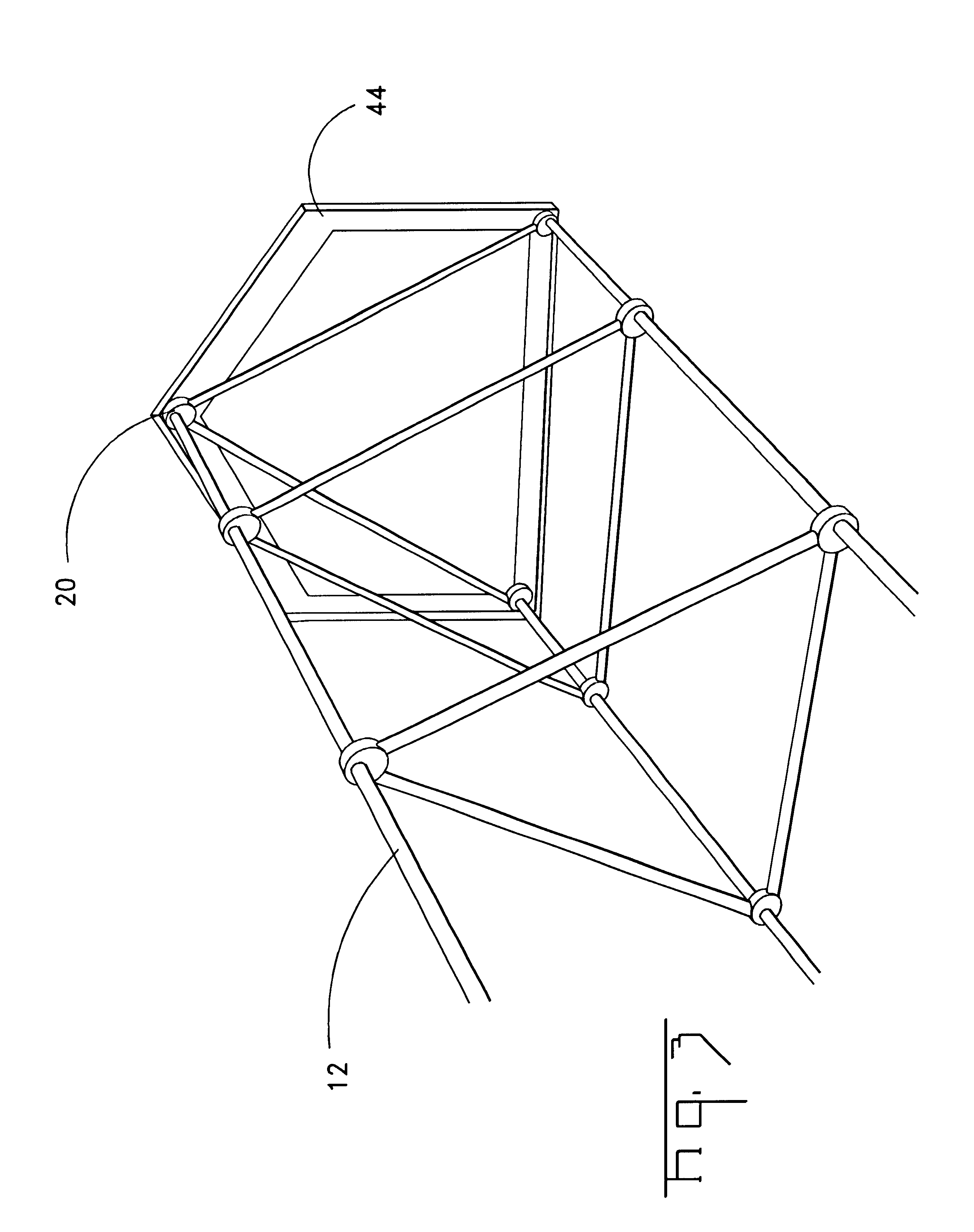 Structural Framing Fittings : Patente us light aircraft fuselage and structural