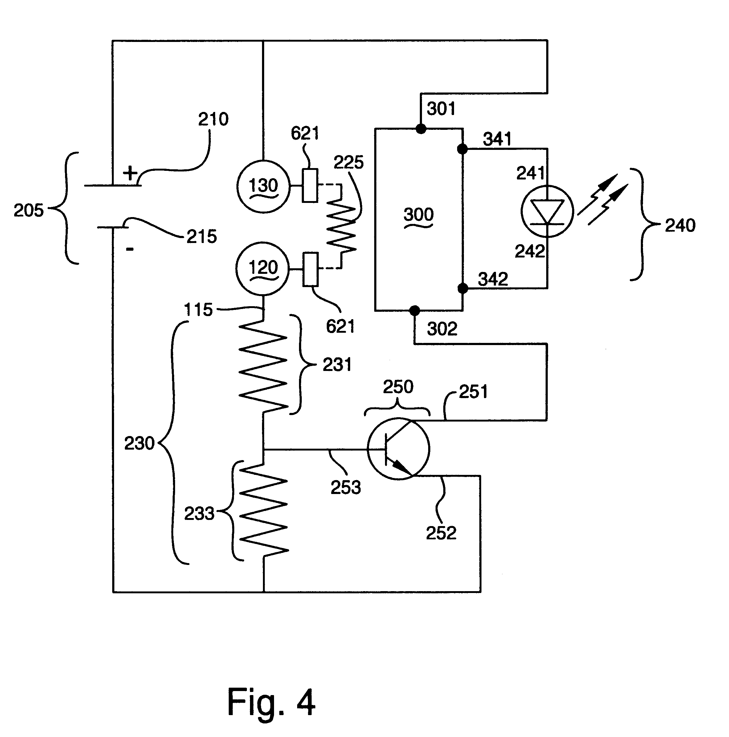transcutaneous electrical nerve stimulator  tens  circuit