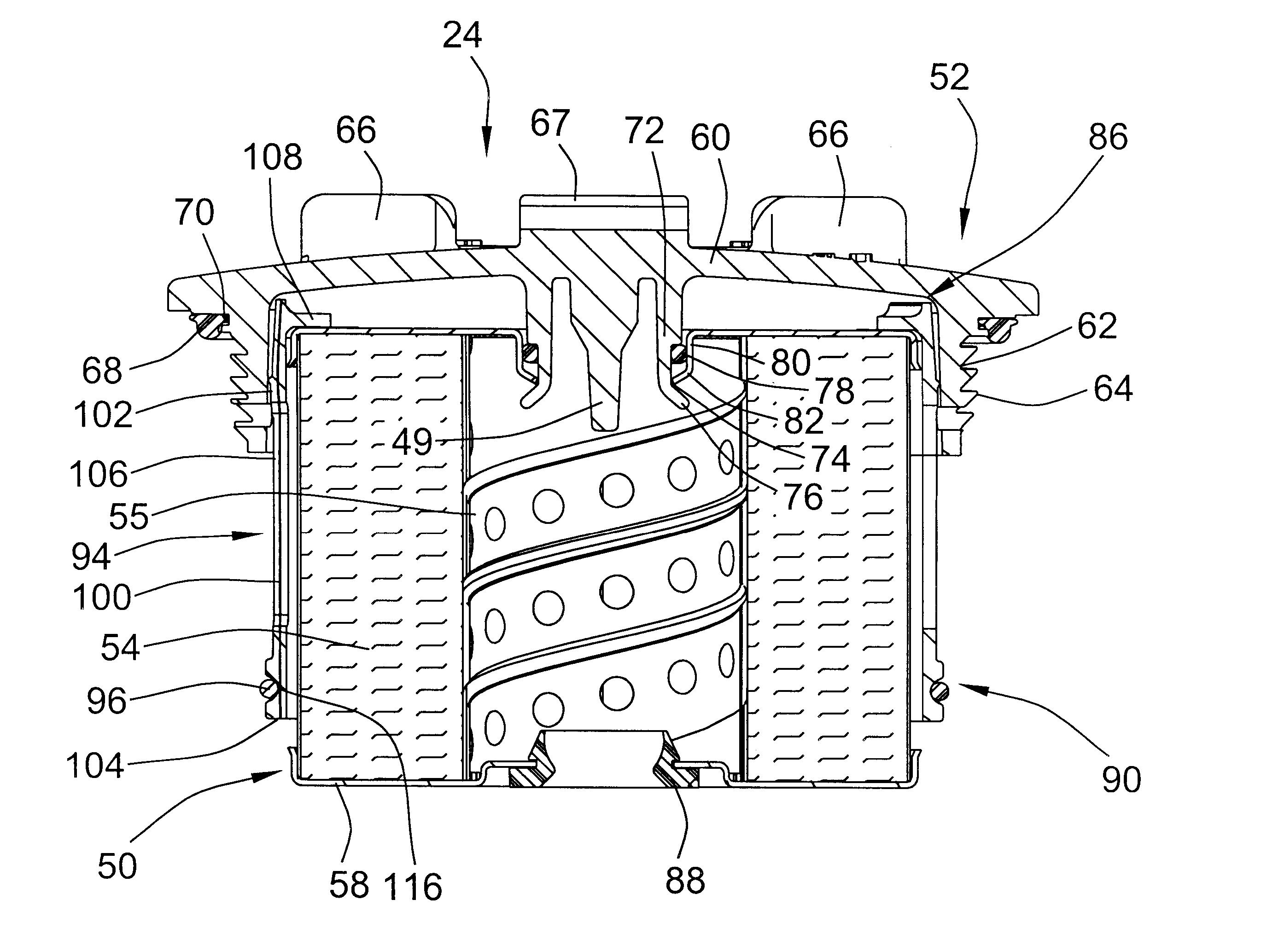 patent us6607665