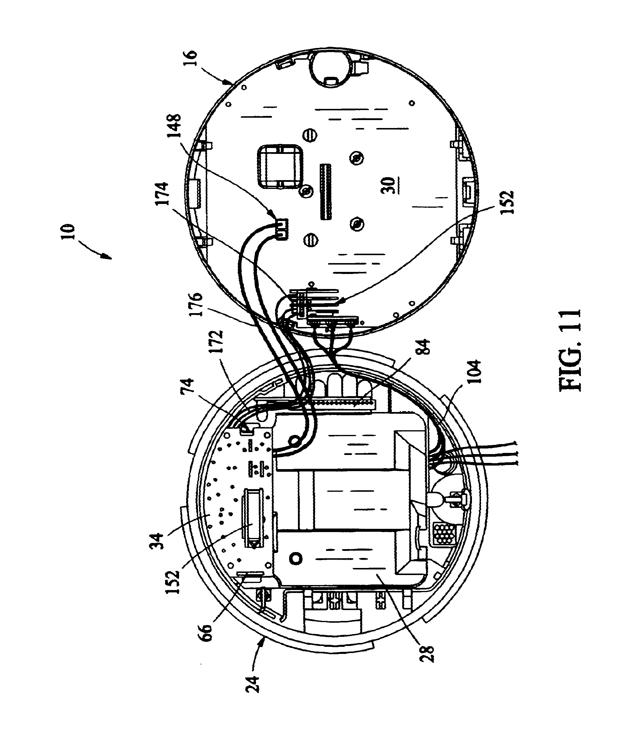 patent us6612866 - voltage isolator connector device for printed circuit board assembly