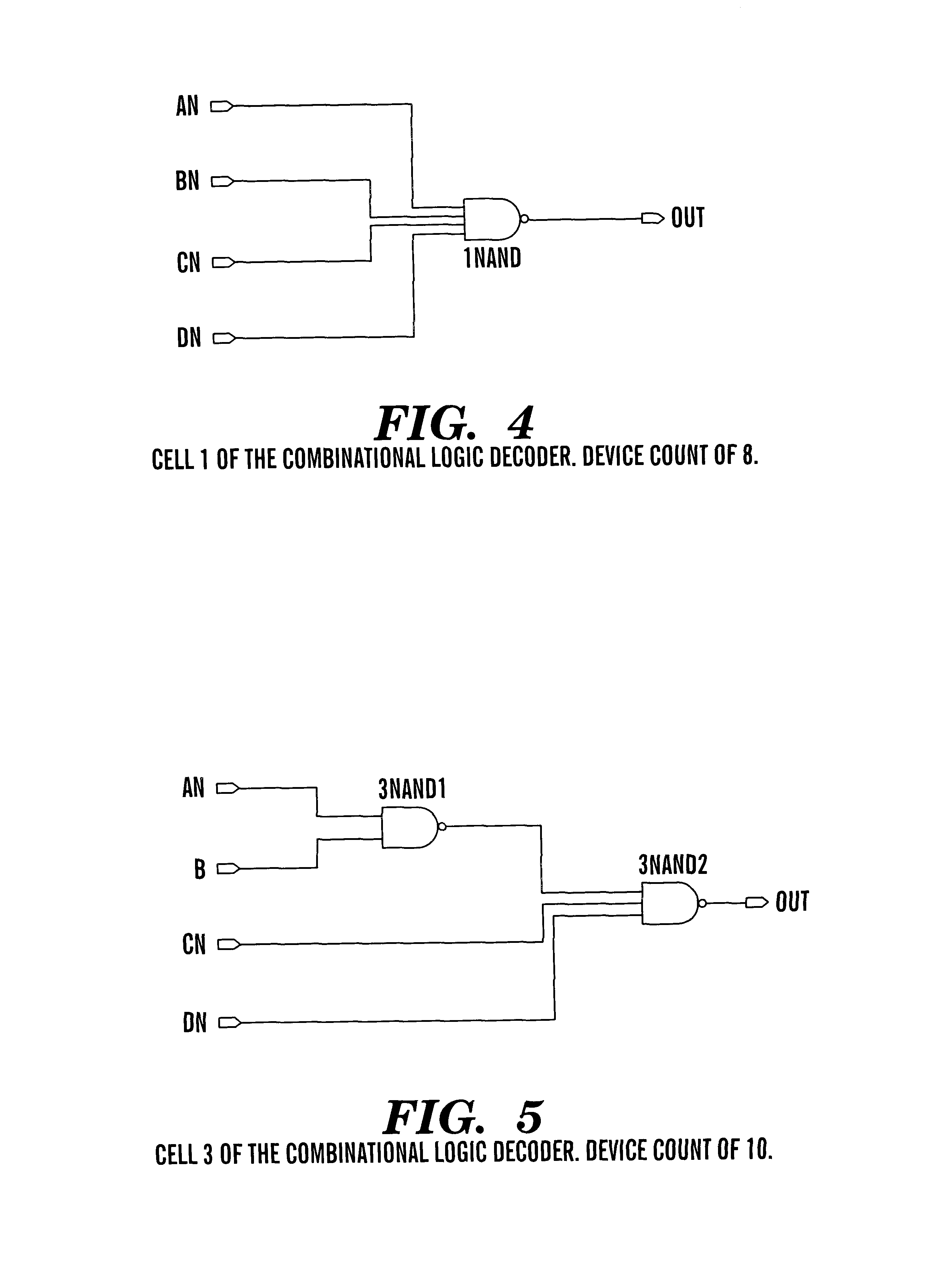 Patent US6617986 Area efficient sequential gray code to