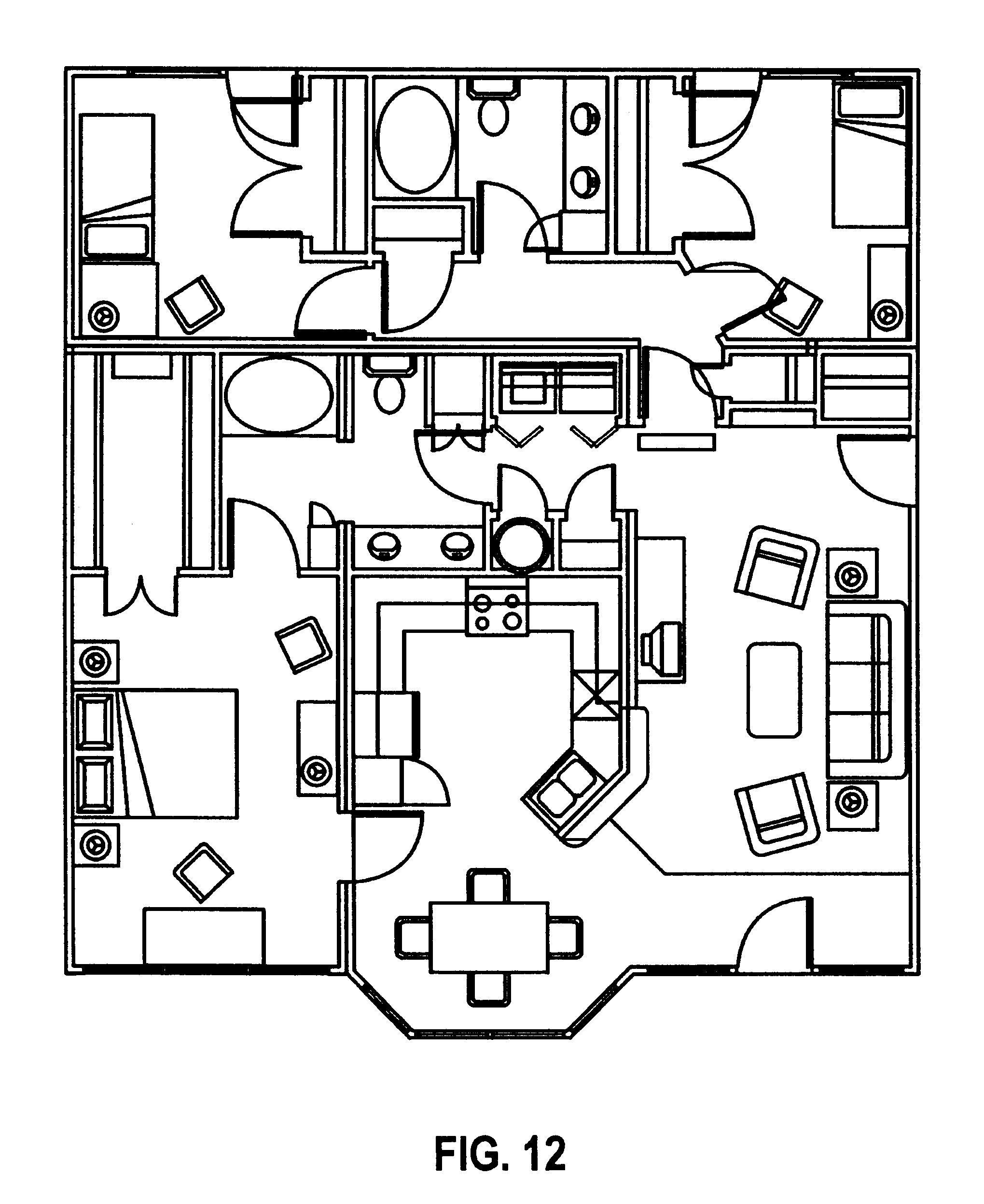 electrical drawing of a 3 bedroom flat  u2013 readingrat net
