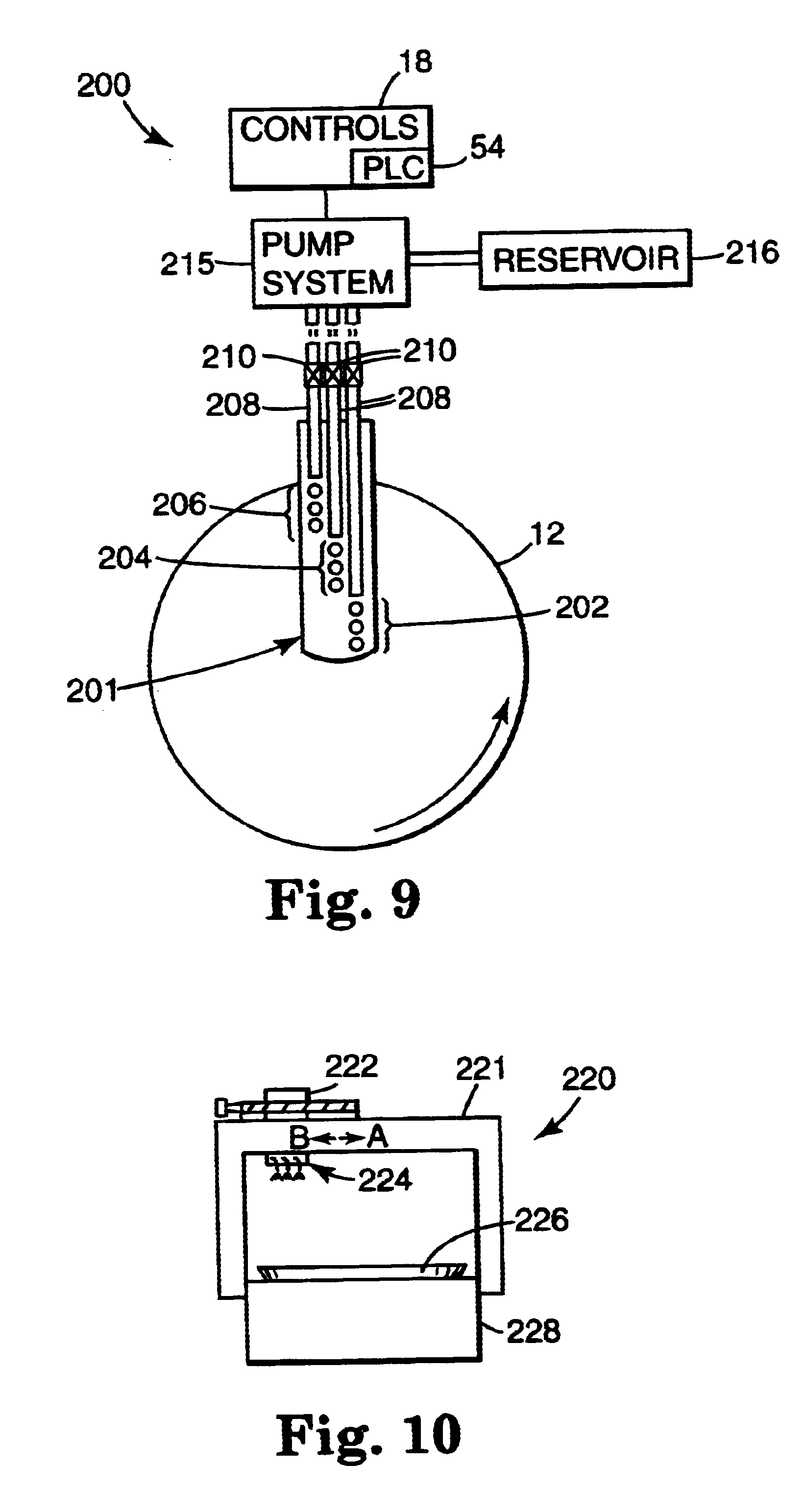 Patent Us6626996 Pizza Sauce Dispensing Devices And Methods 1998 Dodge Ram 3500 Running Light Wiring Diagram Drawing