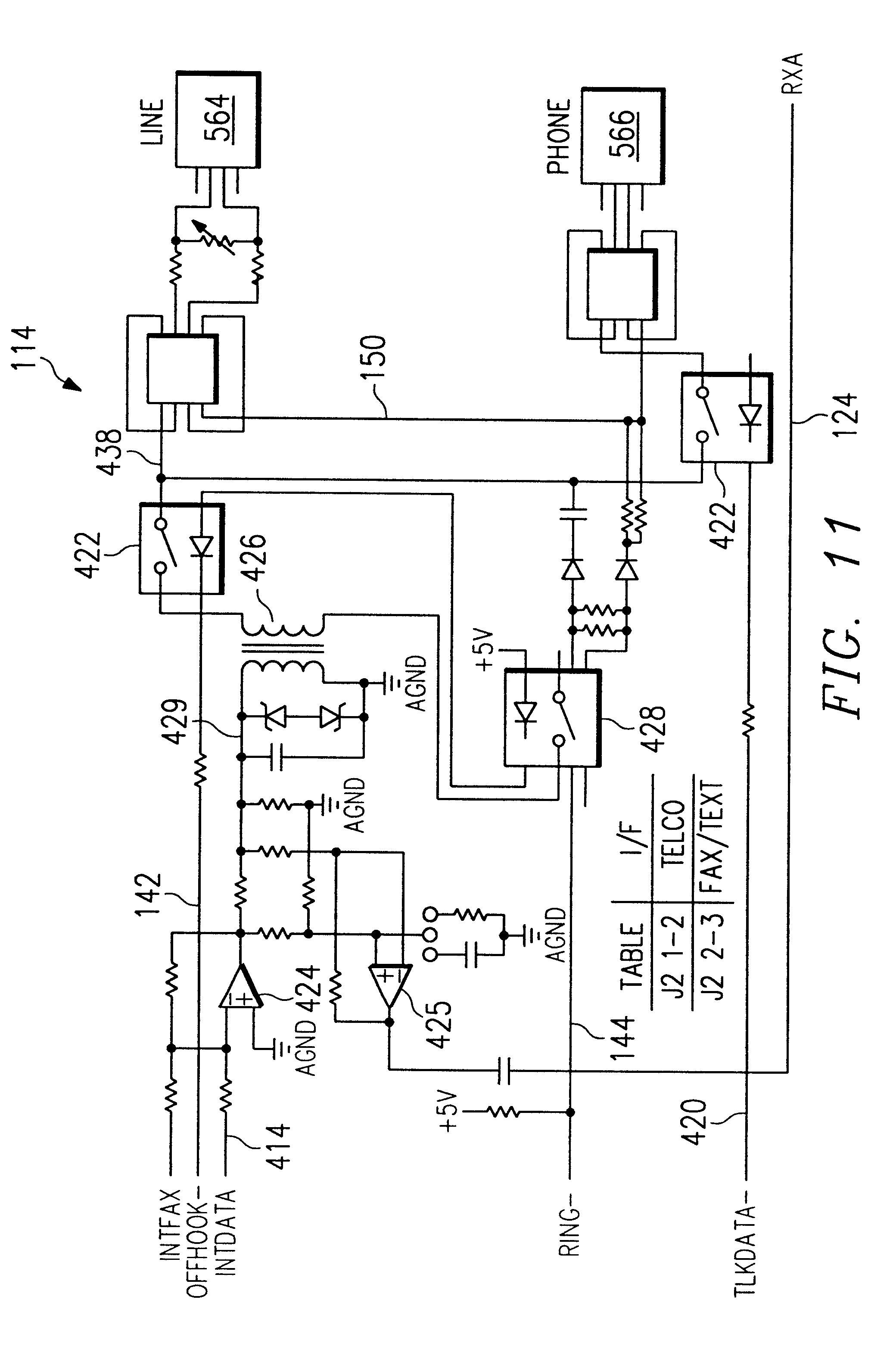 Patent Us6628340 Multipurpose Computerized Television Google Patents Walbro Carburetor Parts Diagram Drawing