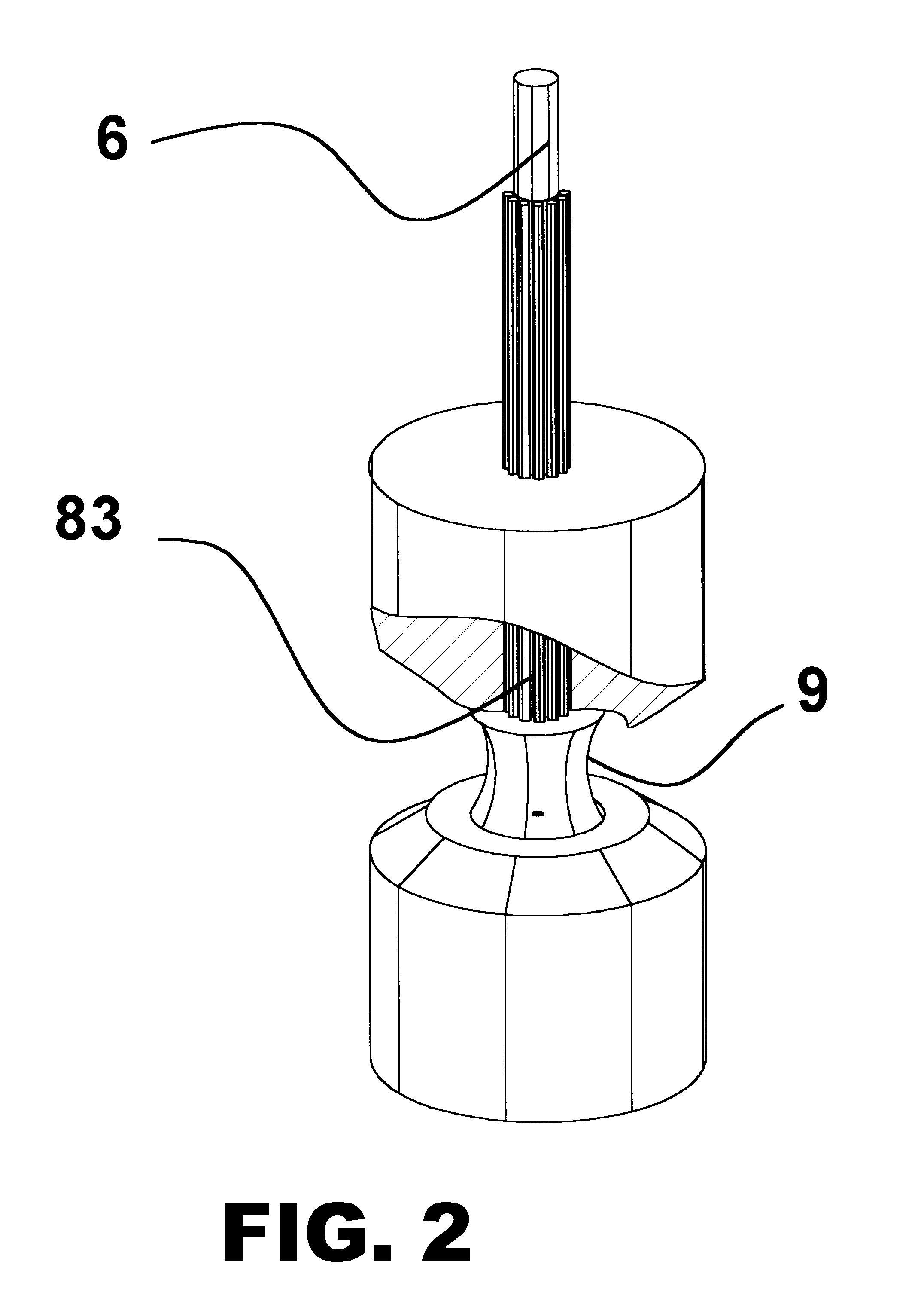 patent us6628382 - liquid photometer using surface tension to contain sample