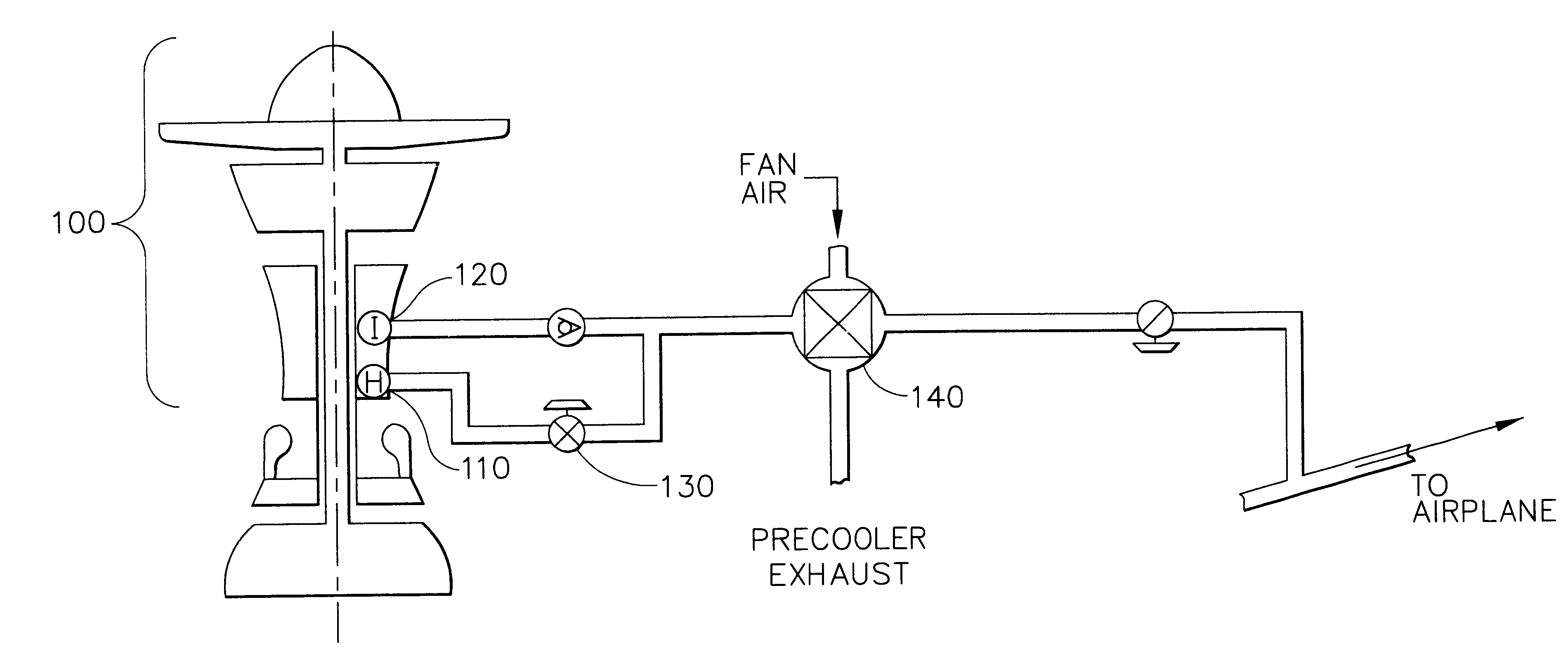 Patent Us6629428 Method Of Heating For An Aircraft