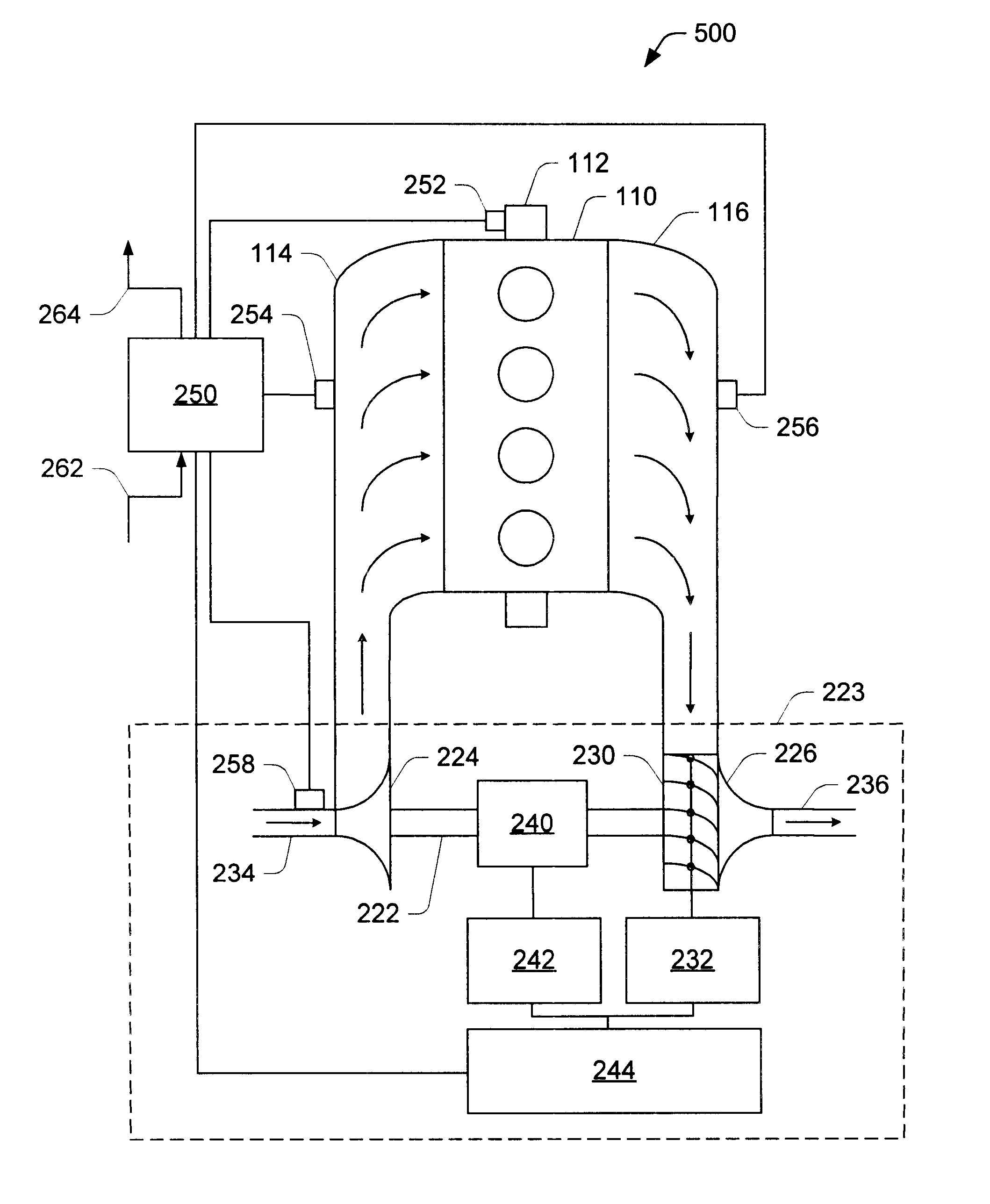 Electric Turbocharger Patents: Electric Assist And Variable Geometry
