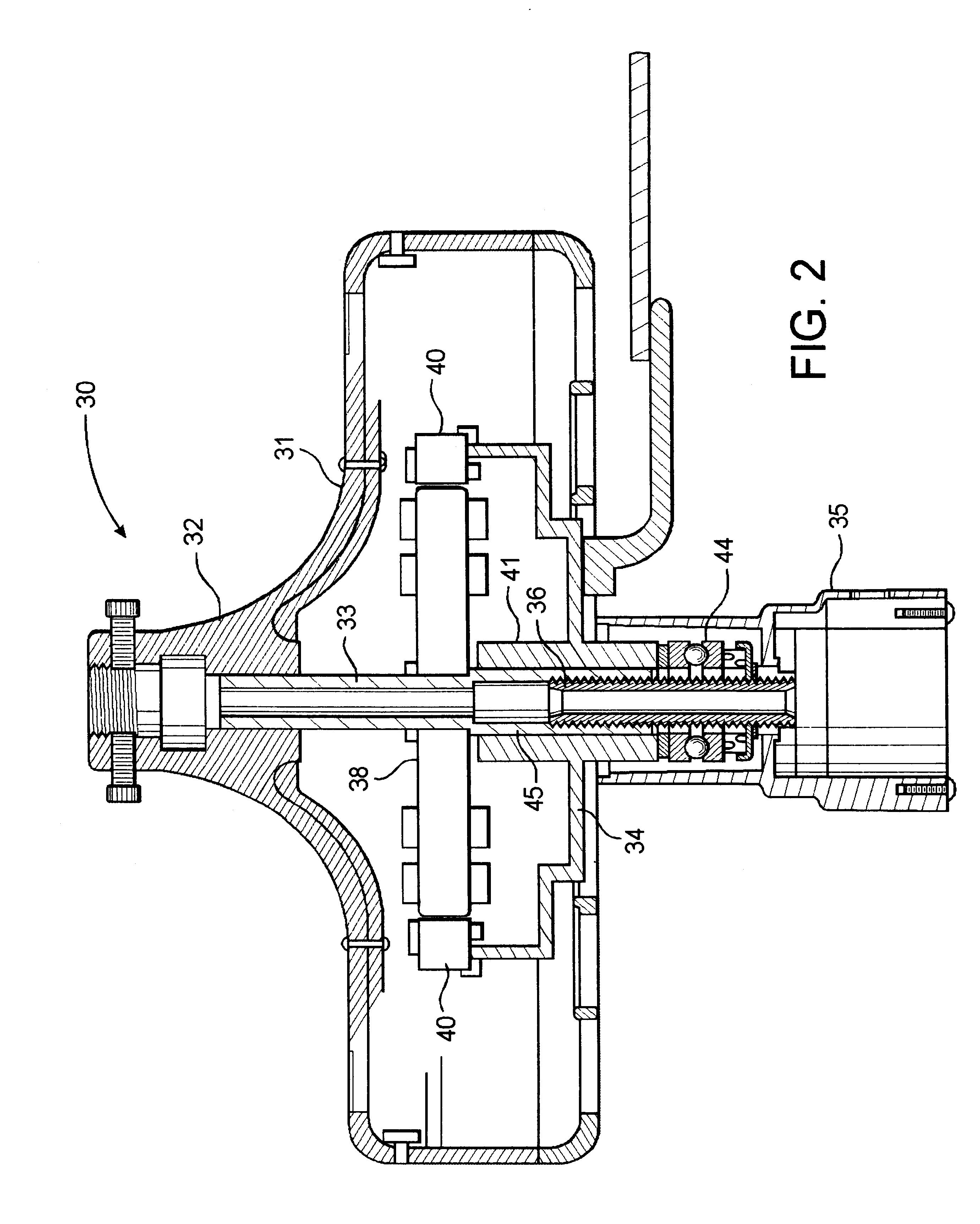 patent us6638019 - ceiling fan