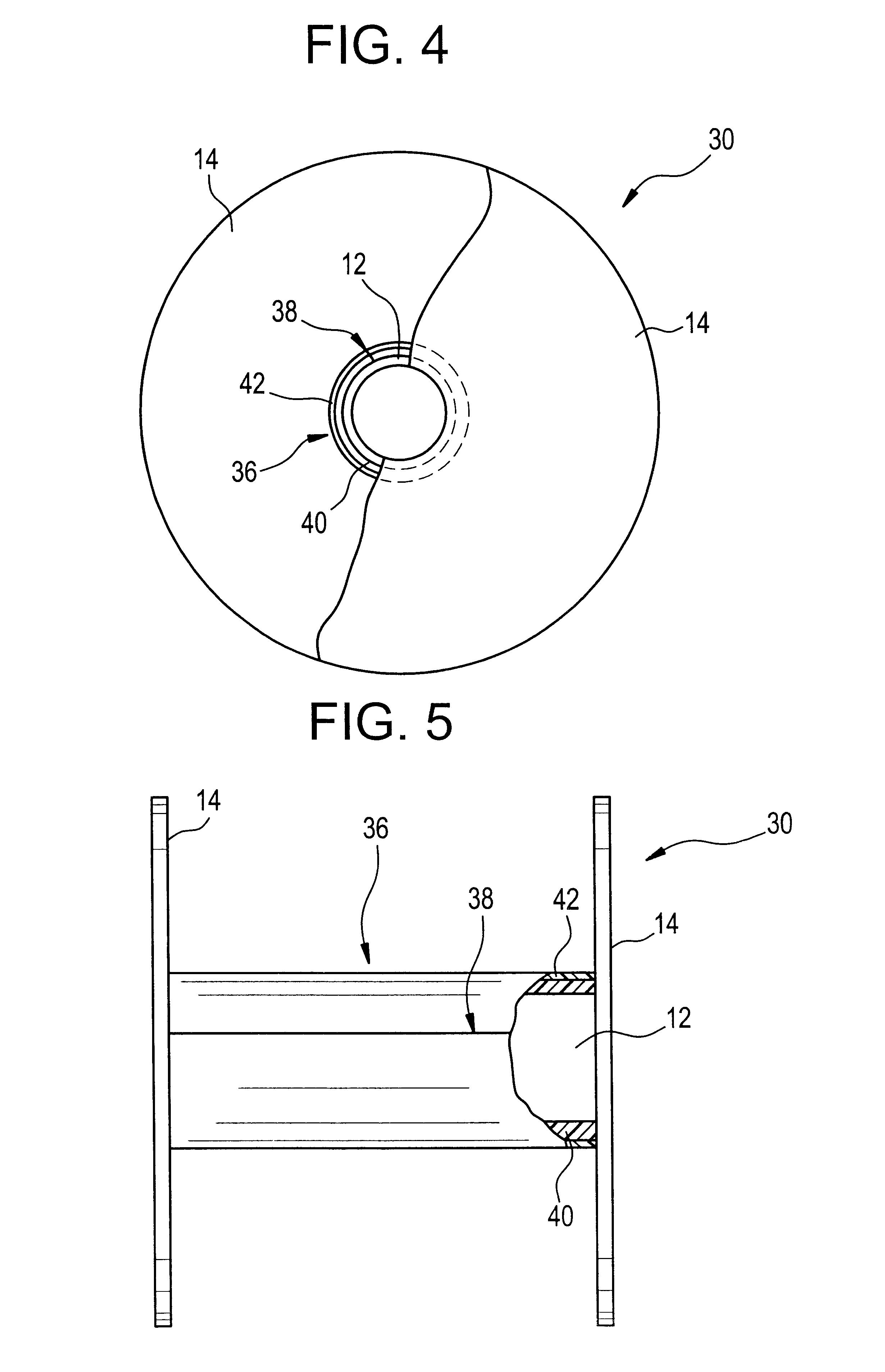 patent us6643445