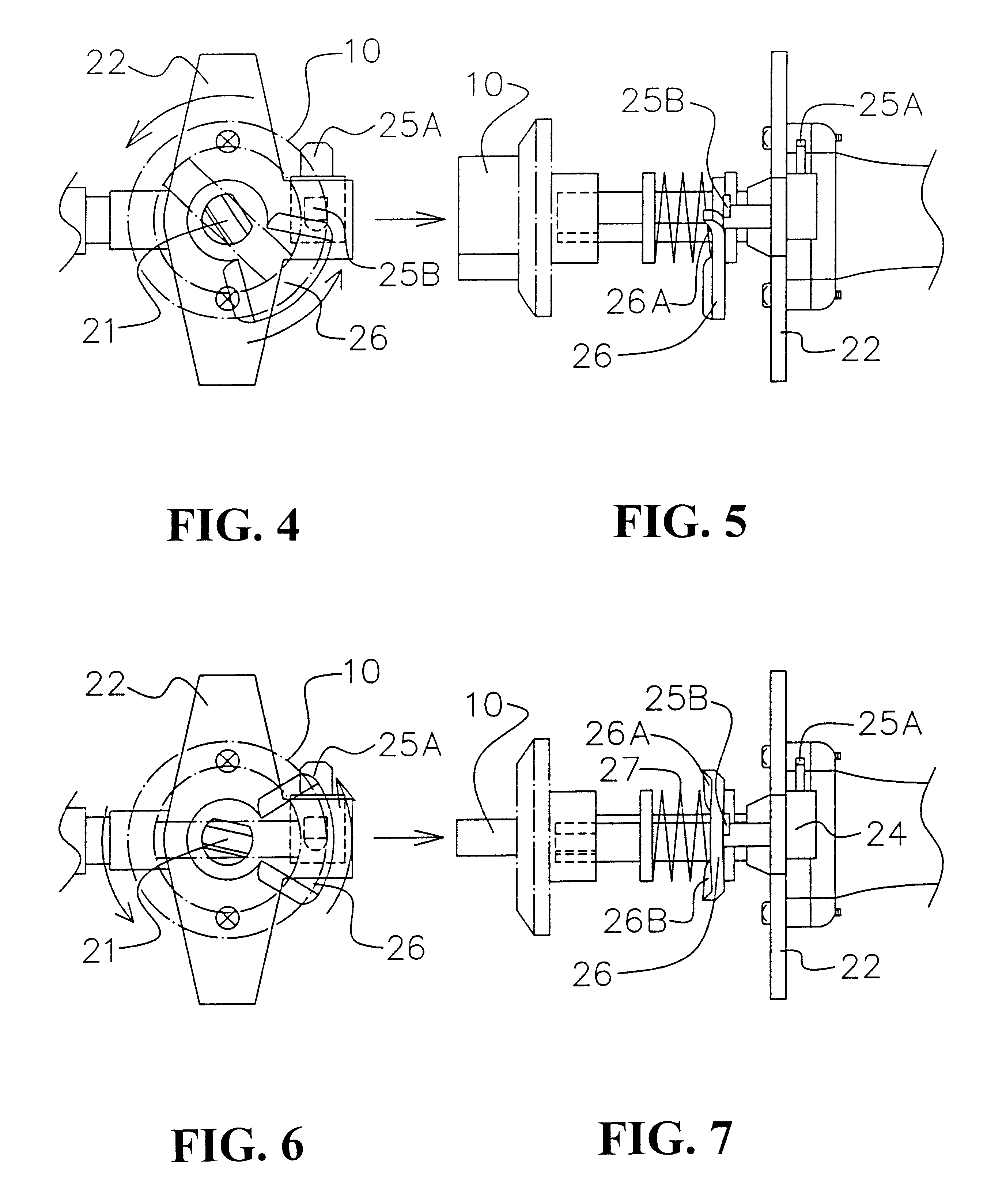 Patent US6646214 - Structure of an ignition knob of a gas stove ...