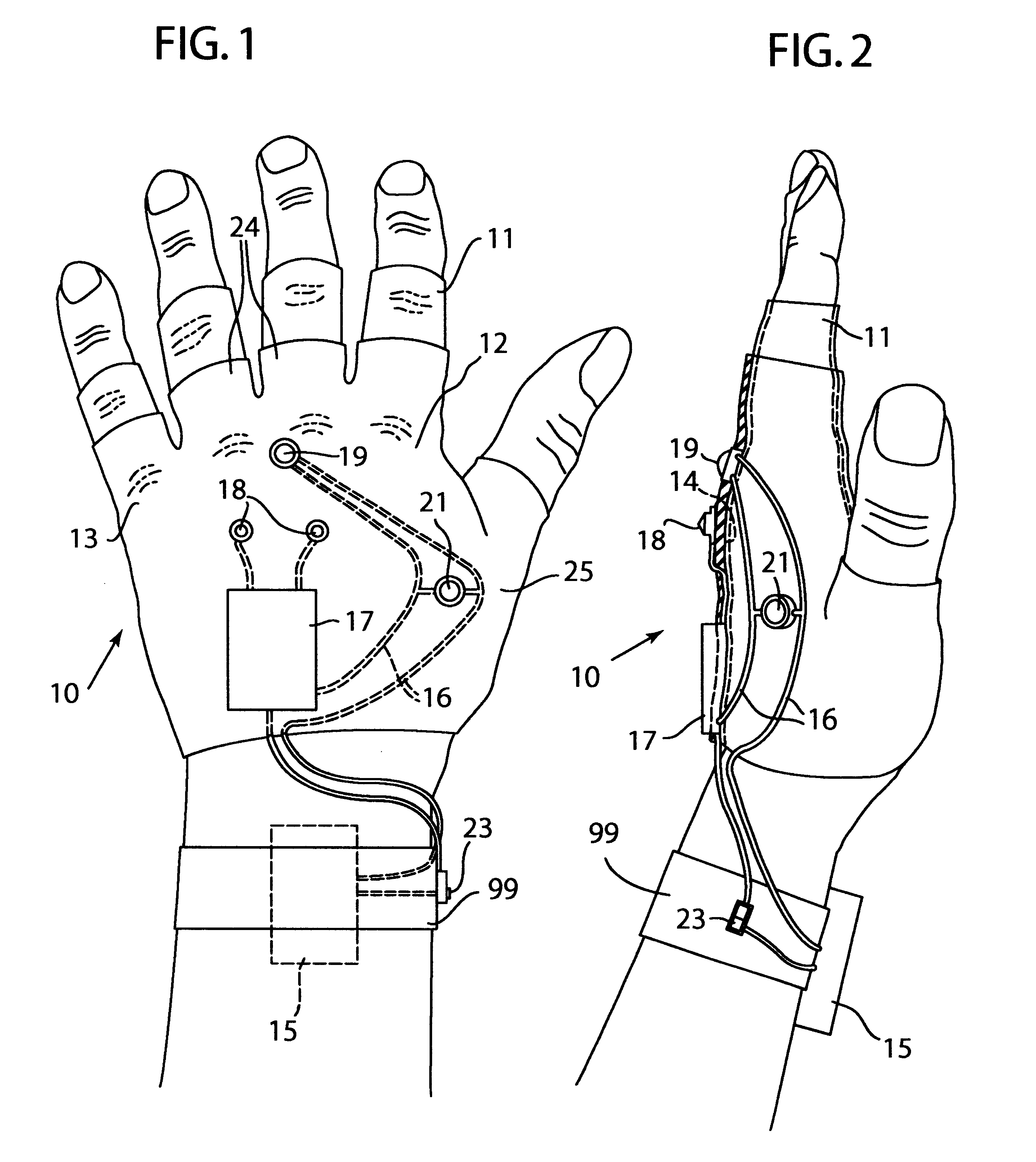US06646855 20031111 D00001 patent us6646855 stun glove google patents stun gun wiring diagram at honlapkeszites.co