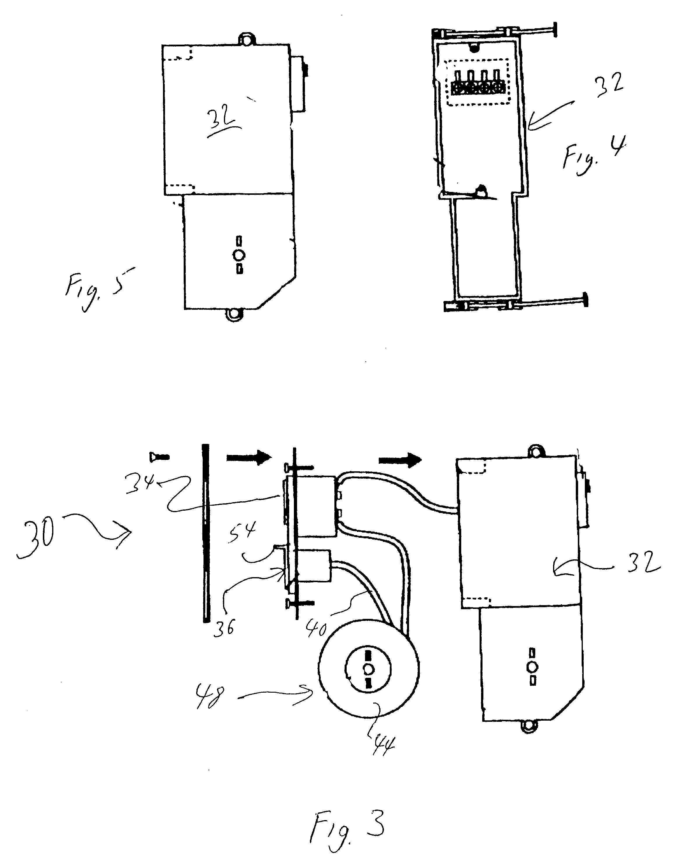 patent us wiring outlet retractable extension cord patent drawing
