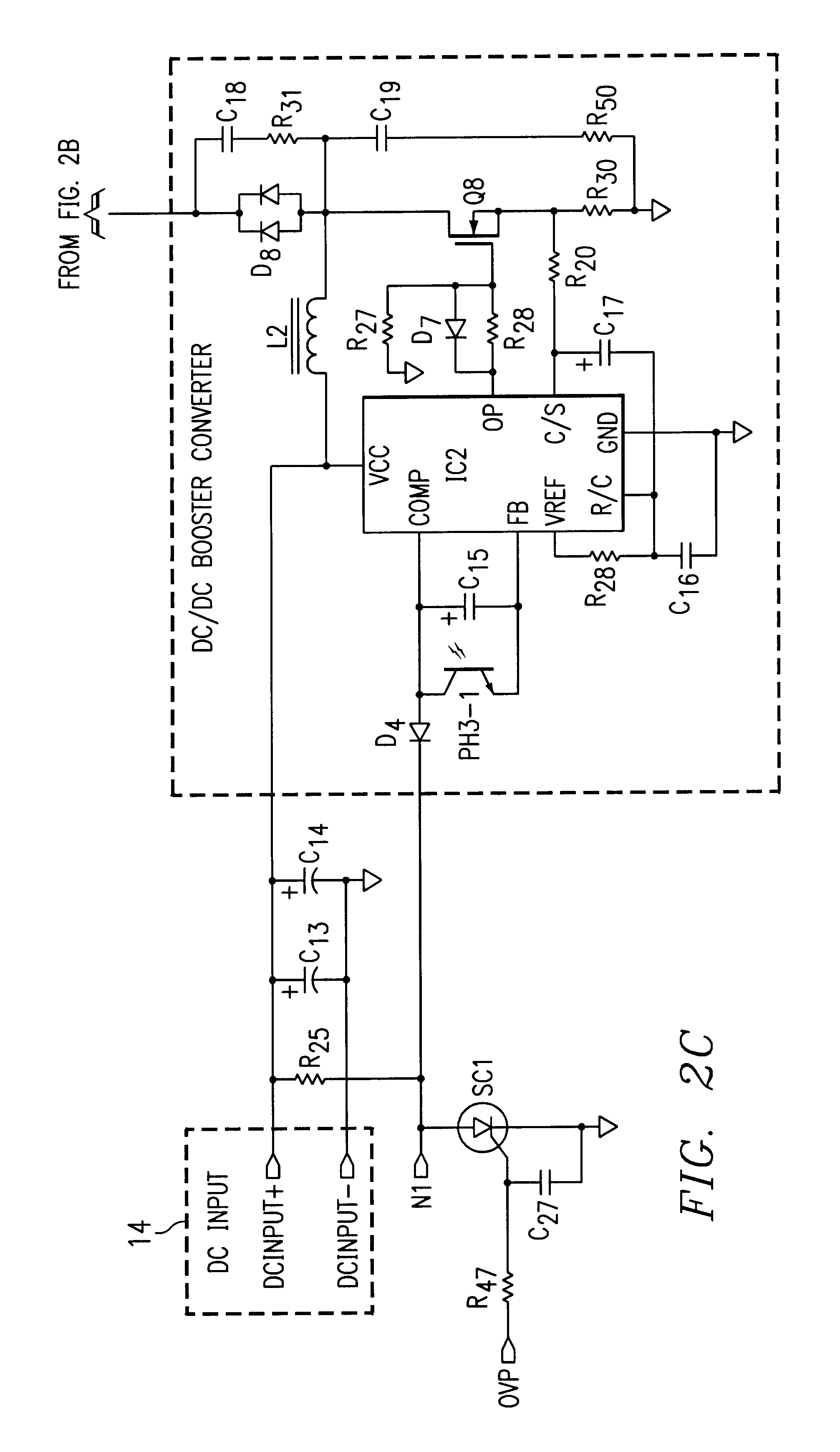 US06650560 20031118 D00005 patent us6650560 dual input ac and dc power supply having a hipro power supply wiring diagram at gsmx.co
