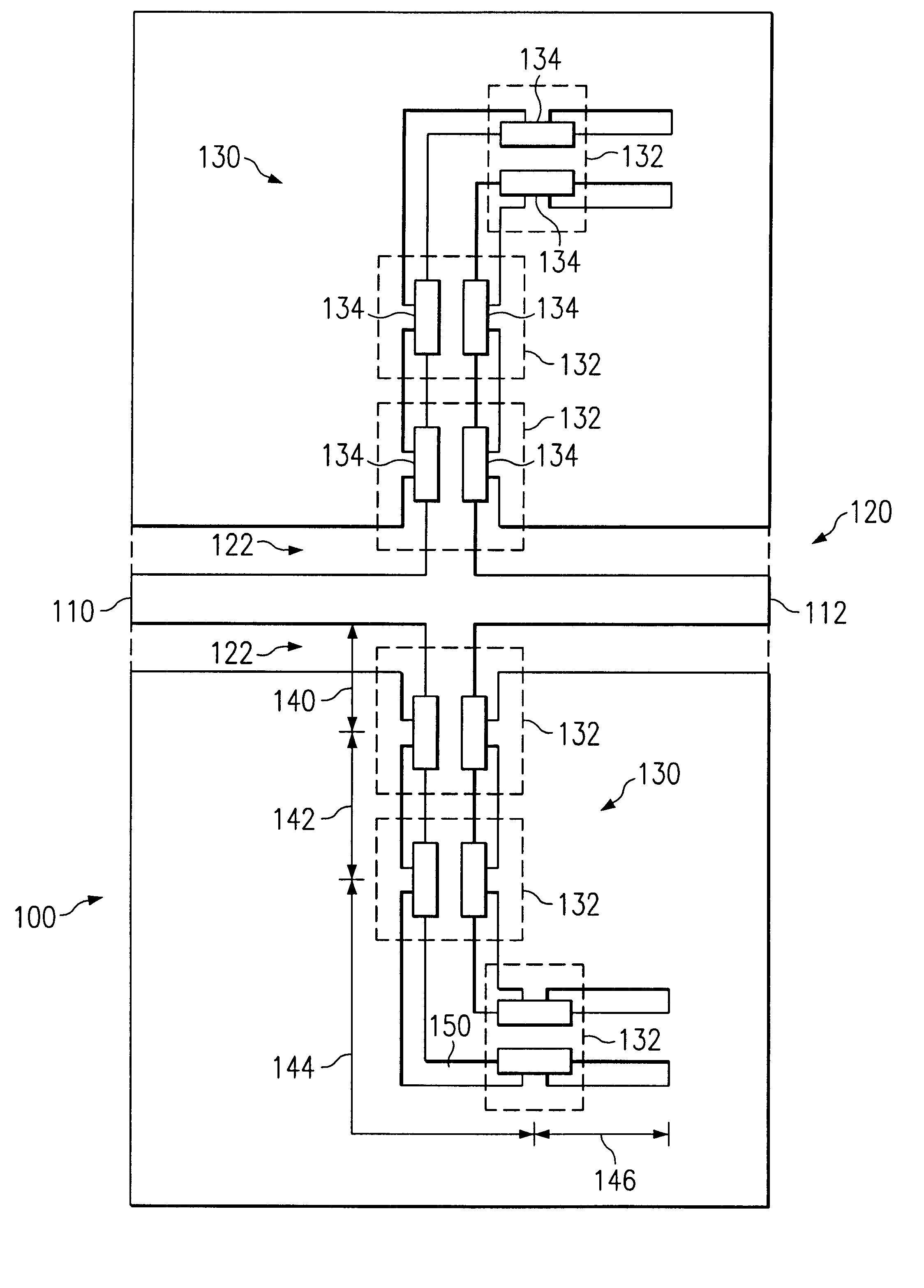 patent us6657518 - notch filter circuit apparatus