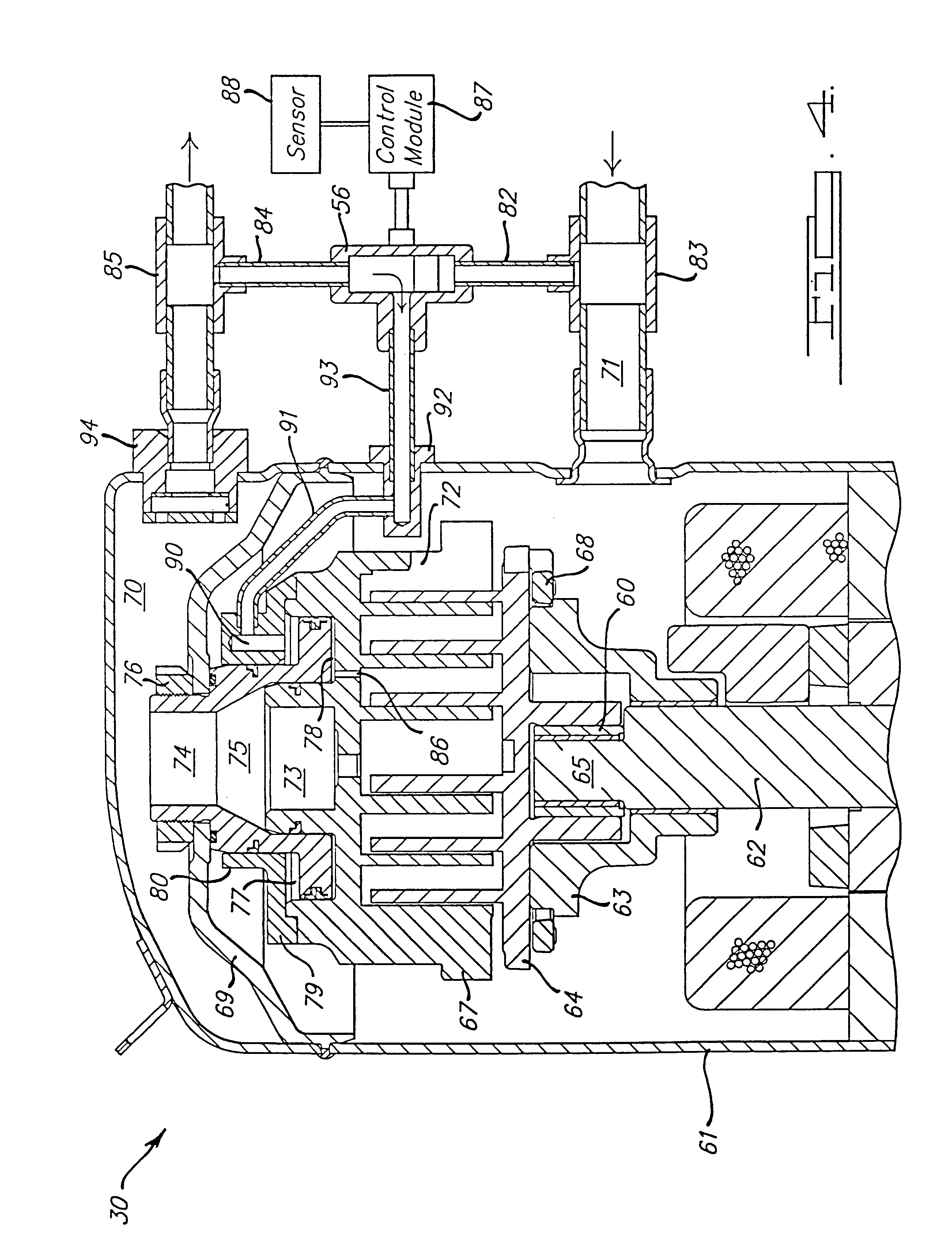 US06662578 20031216 D00004 patent us6662578 refrigeration system and method for controlling,Mechanical Defrost Timer Wiring