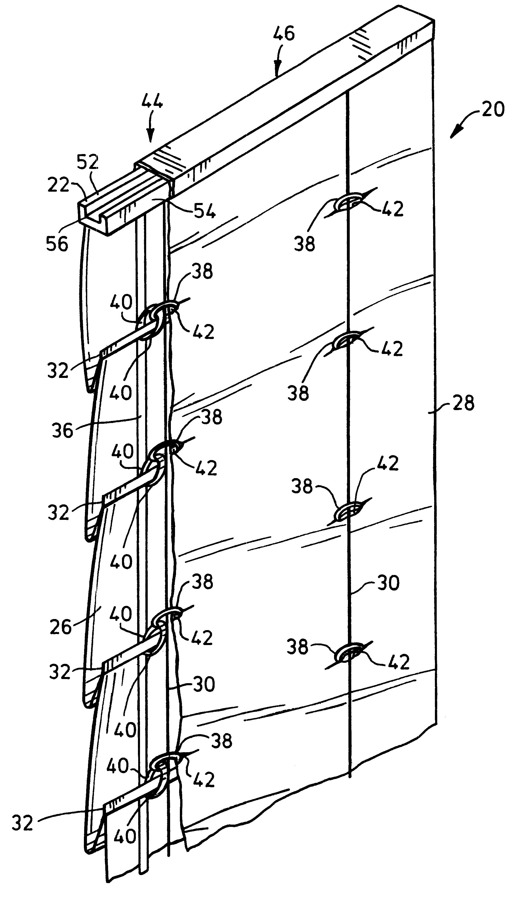 Механизм римские шторы своими руками 94